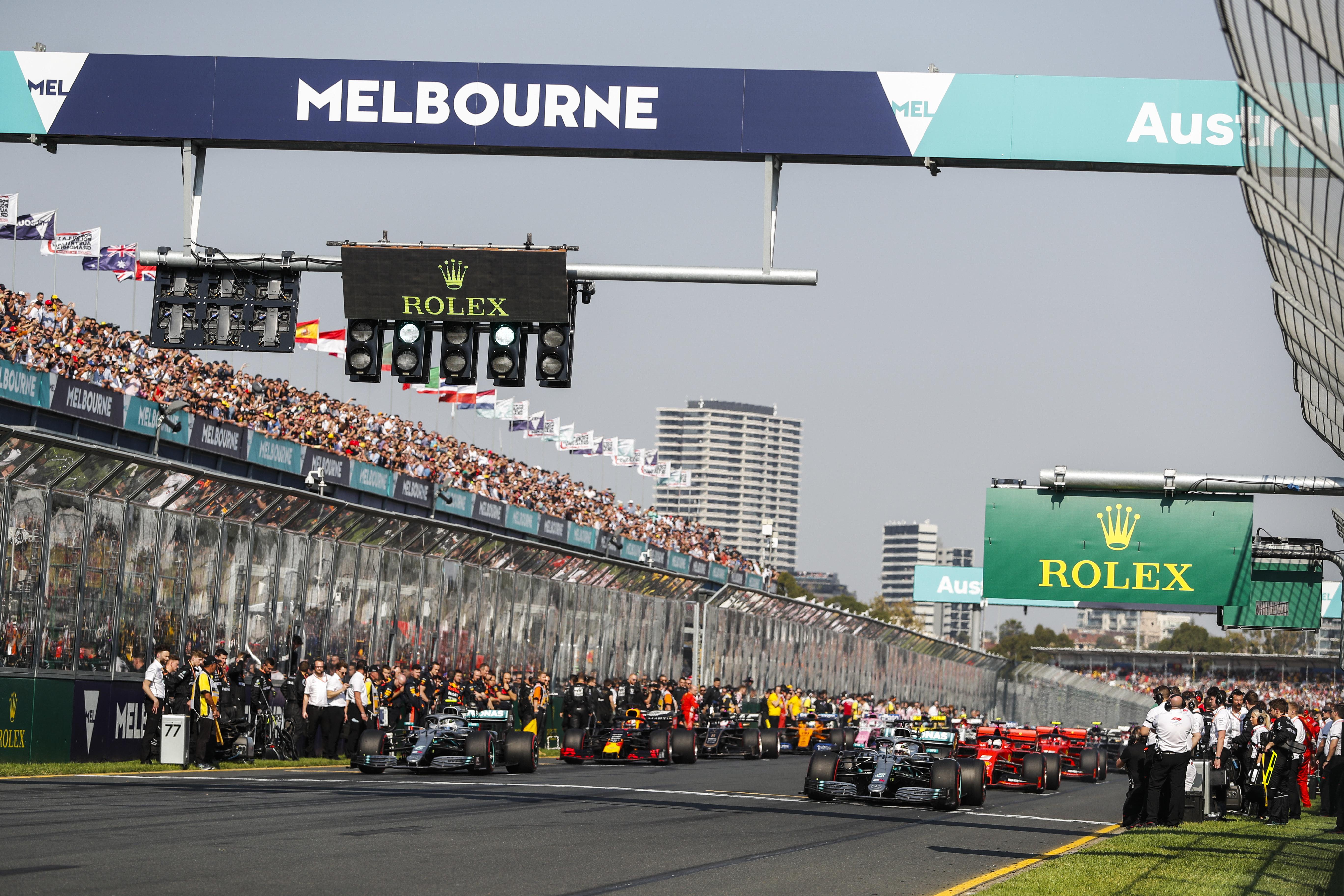 F1: Szigorított koronavírusos óvintézkedésein Ausztrália