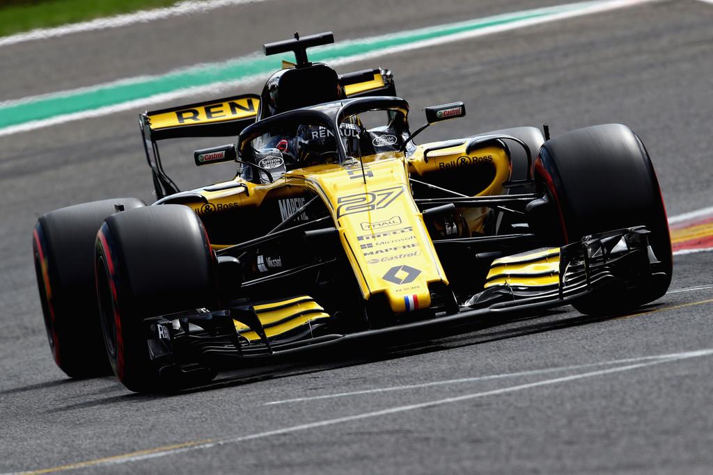 F1 - ÚJ MOTORRAL KÉSZÜL A RENAULT MONZÁRA, DE A GYÁRI CSAPAT NEM KÍVÁNJA BEVETNI