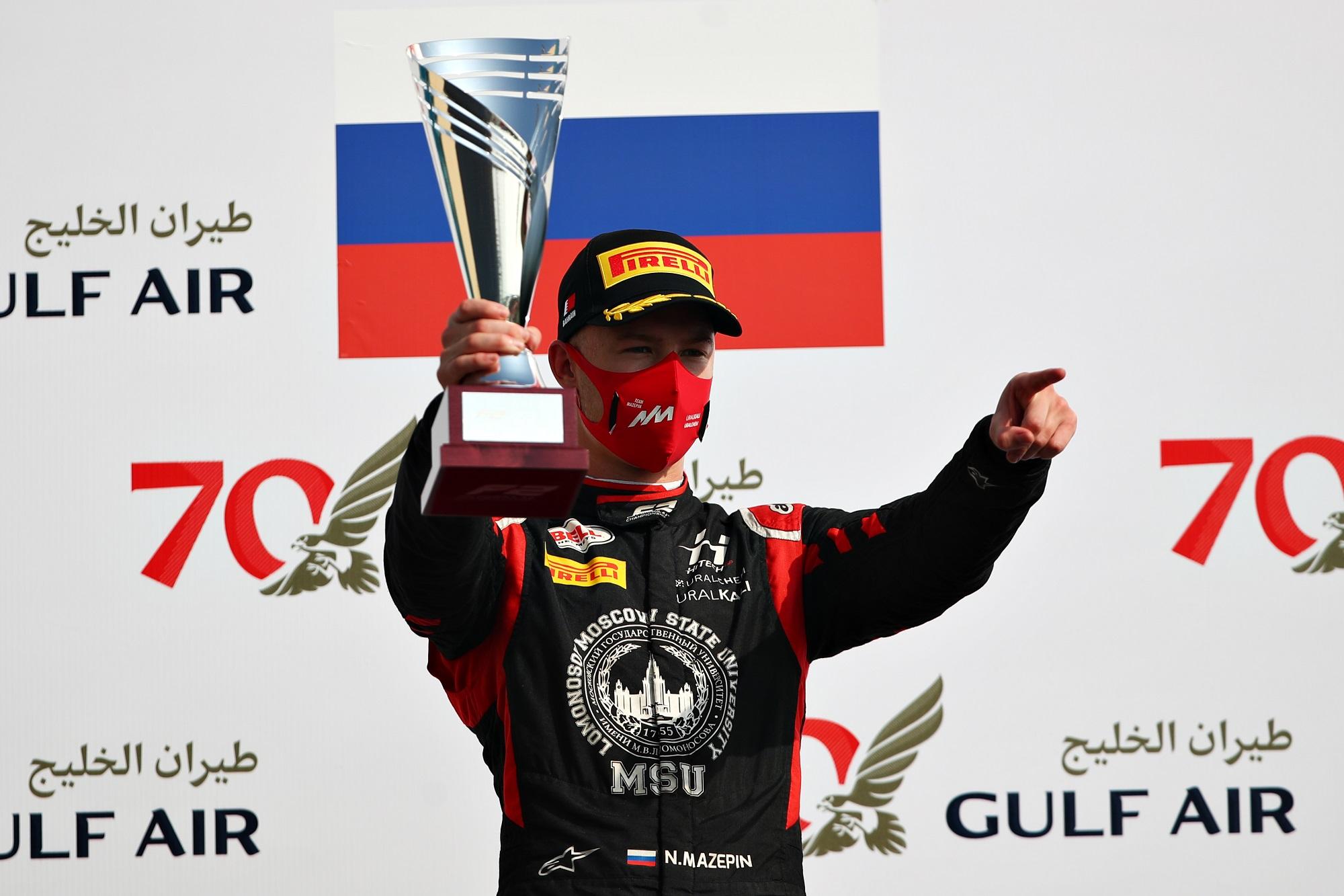 F1: Nem versenyezhet orosz színekben Mazepin