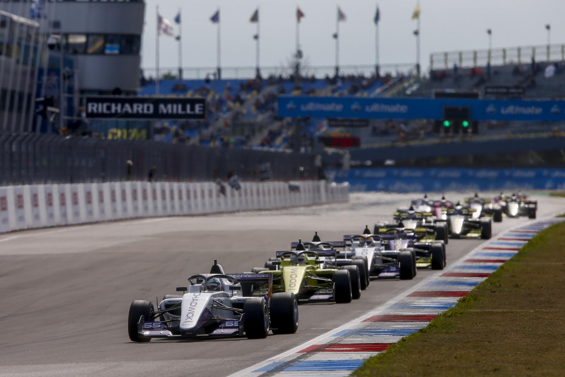 A W Series legjobbjait közelebb juttatják az F1-hez