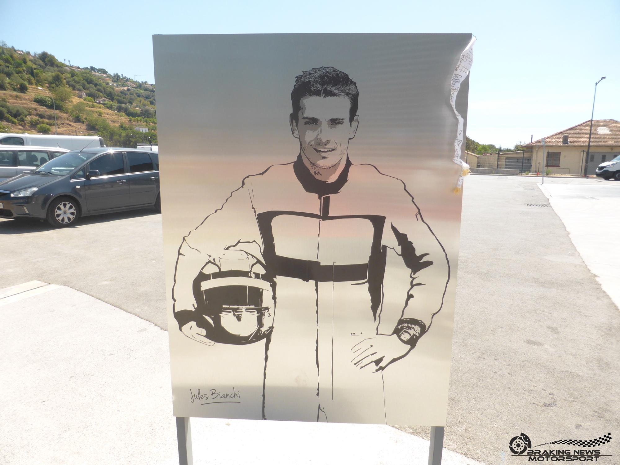 F1: A Jules Bianchi utcában jártunk