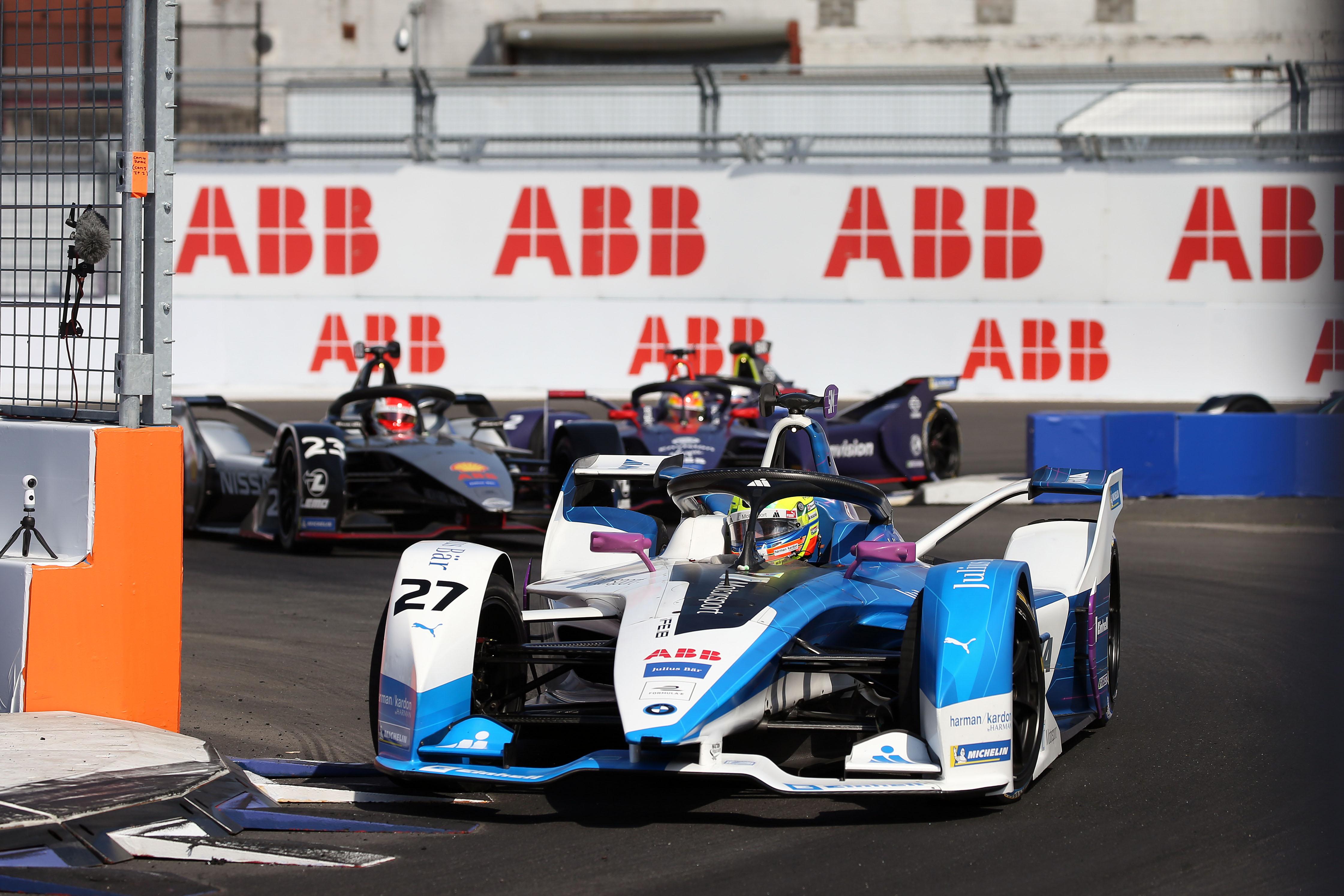 Formula-E: Teljes a BMW felállása is