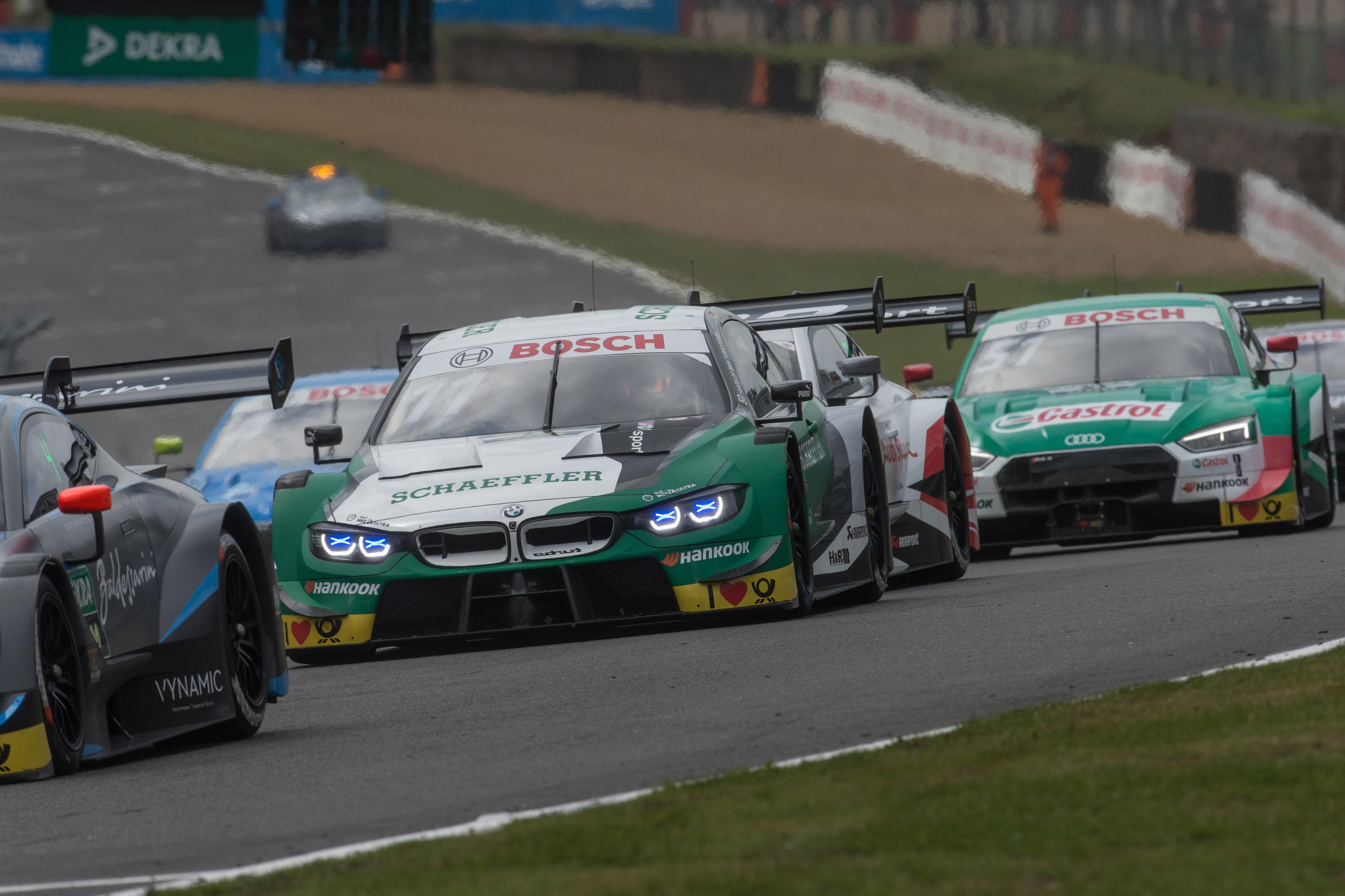DTM: Aston Martin-vezetés után Wittmann-siker a Brands Hatch-i szombaton