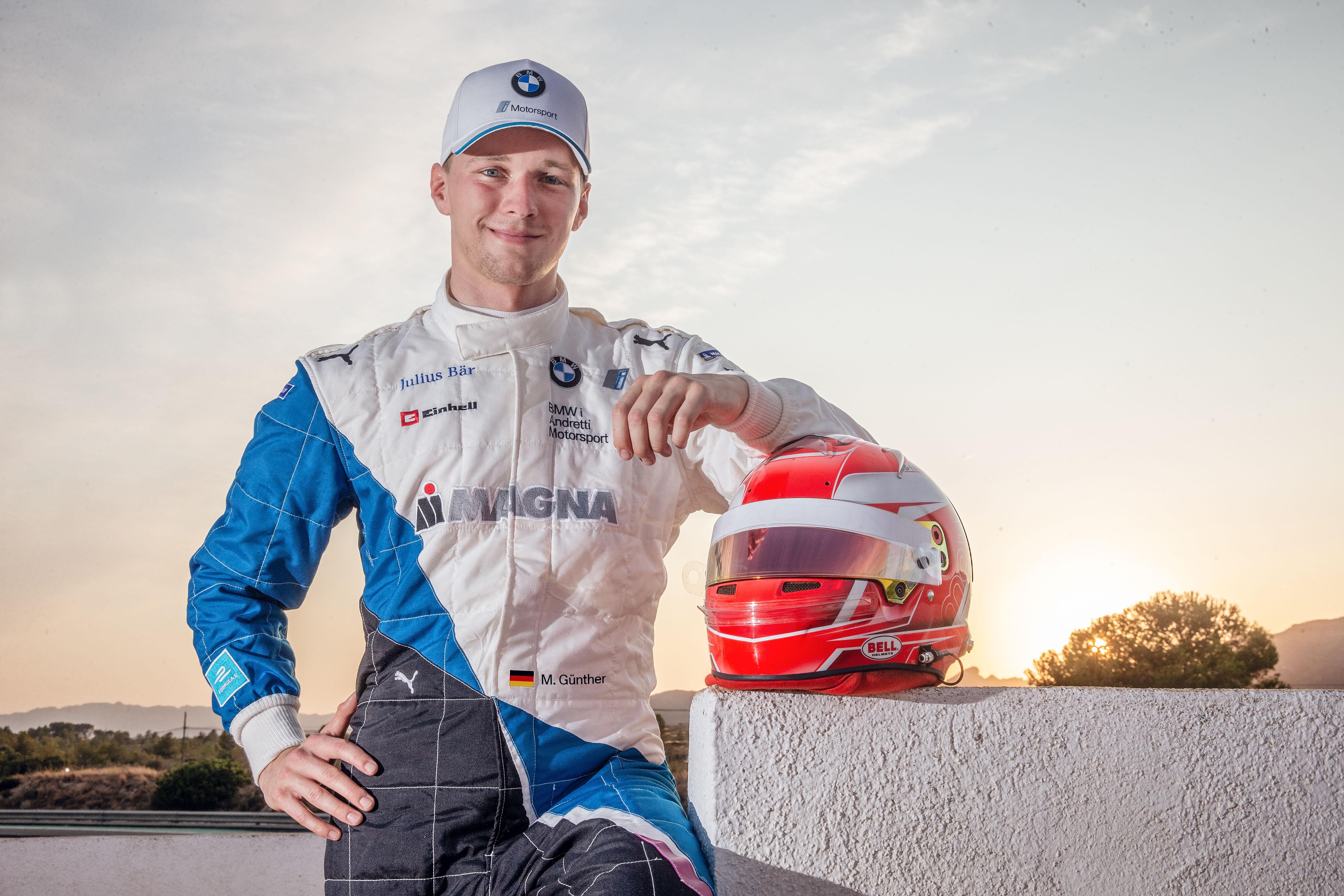 Formula-E: Új versenyzőt jelentett be a BMW