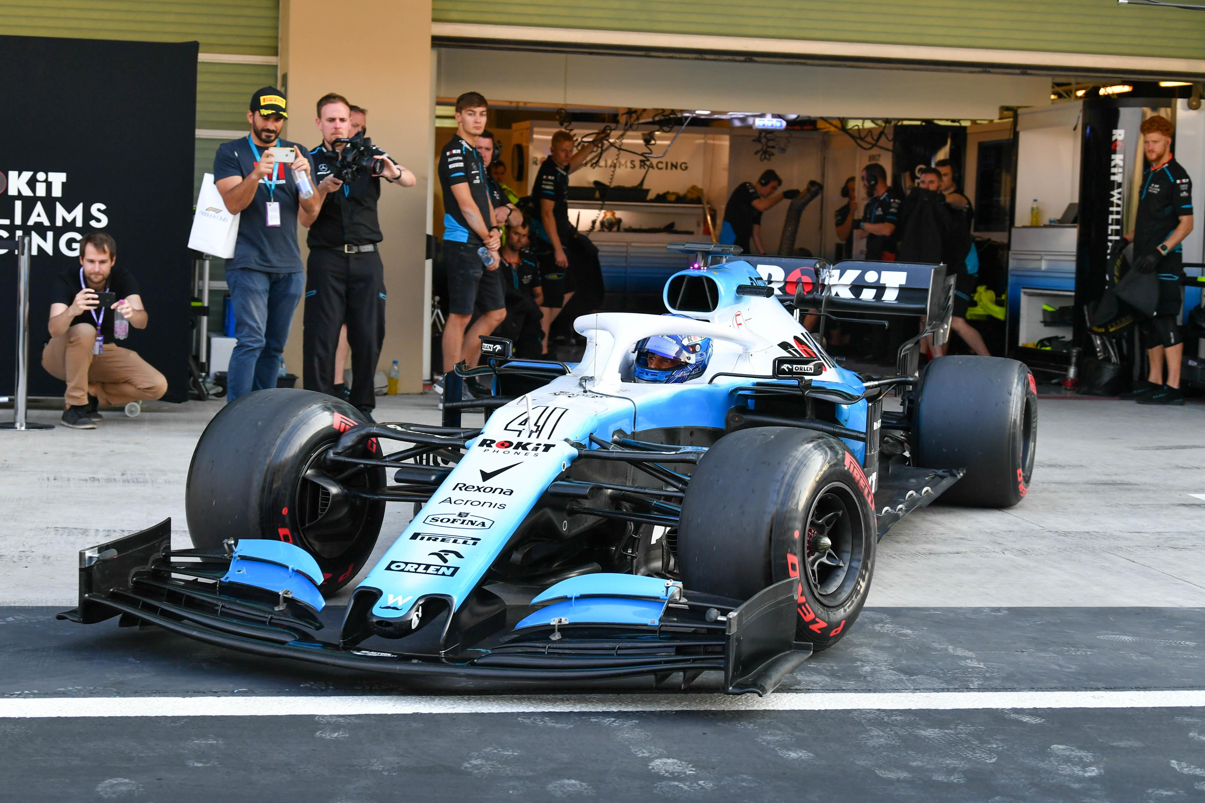 F1: Az MNASZ-elnök pártfogoltja a Williamsnél marad