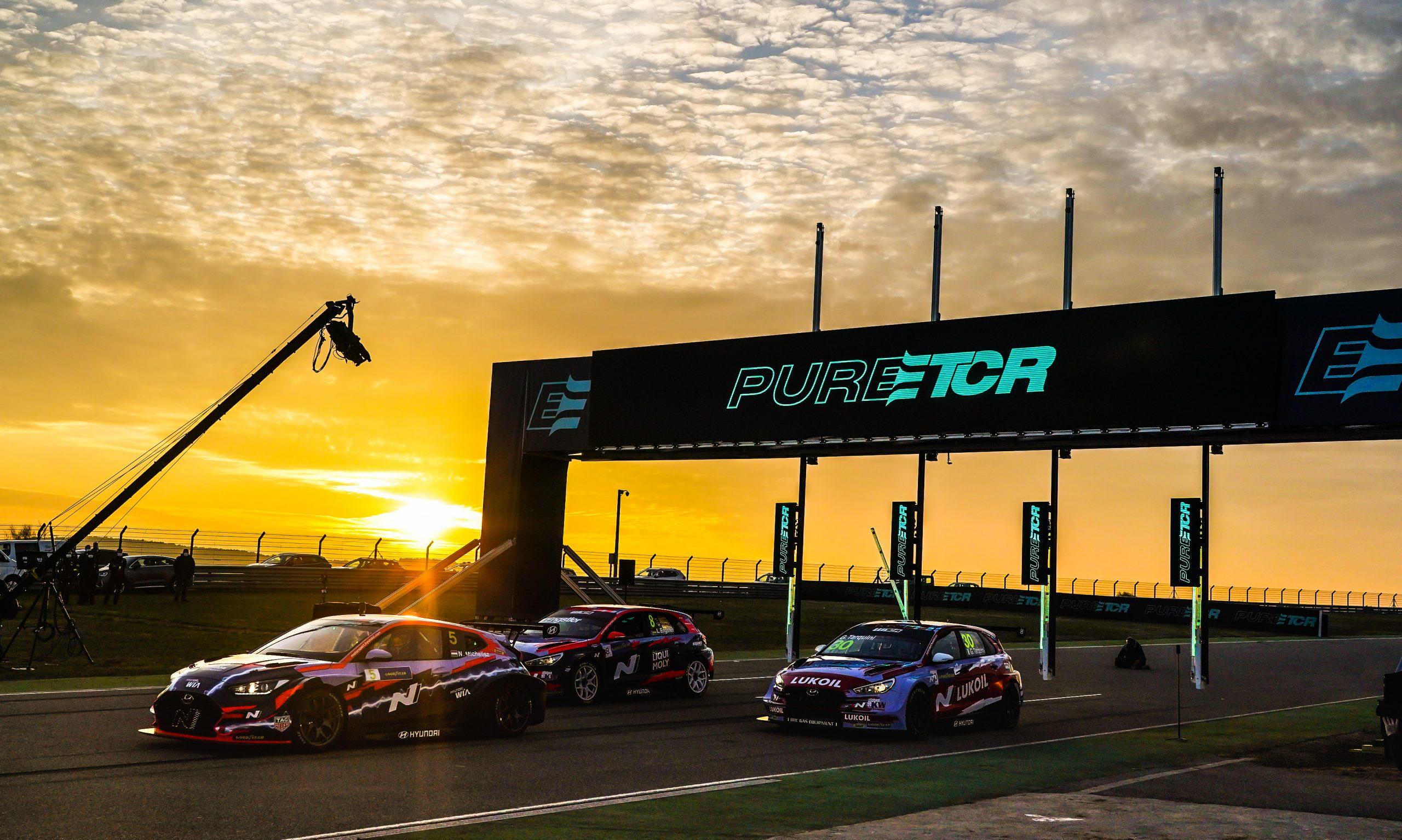 Megérkezett az ETCR 2021-es versenynaptára