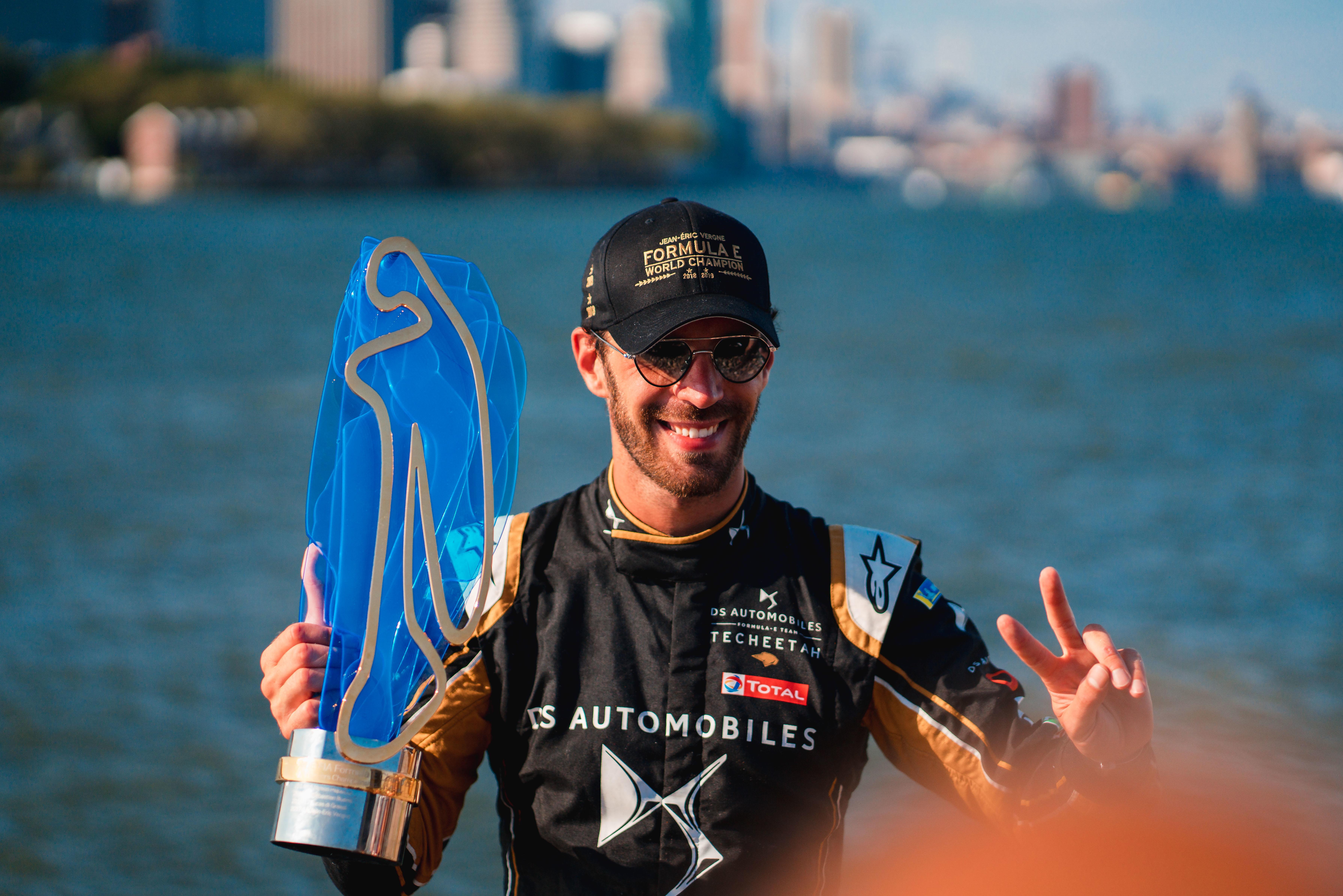 Formula-E: Frijnsé a szezonzáró, Vergne megvédte a bajnoki címét