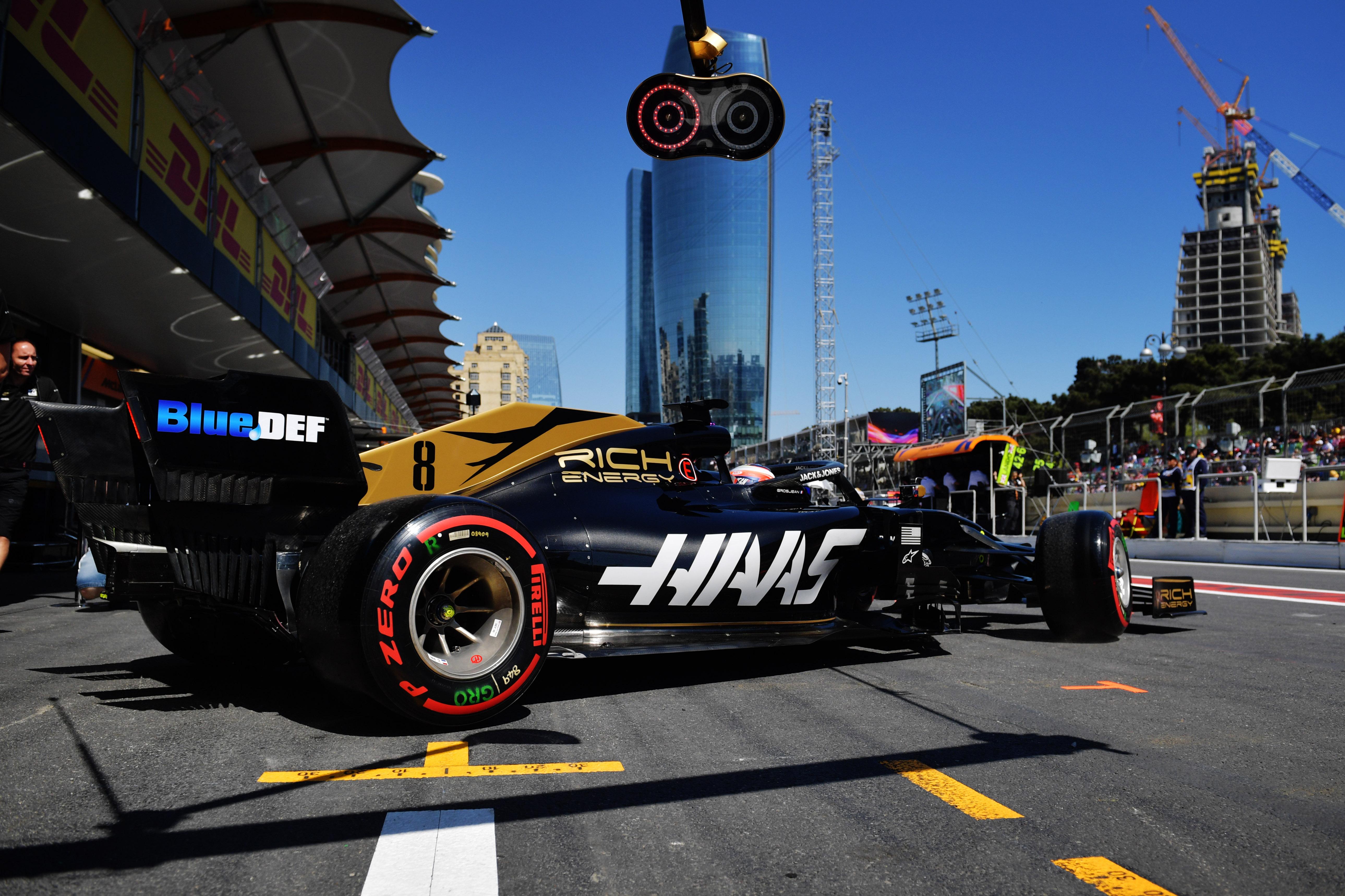 F1: Váratlan helyről kapott megkeresést a Haas