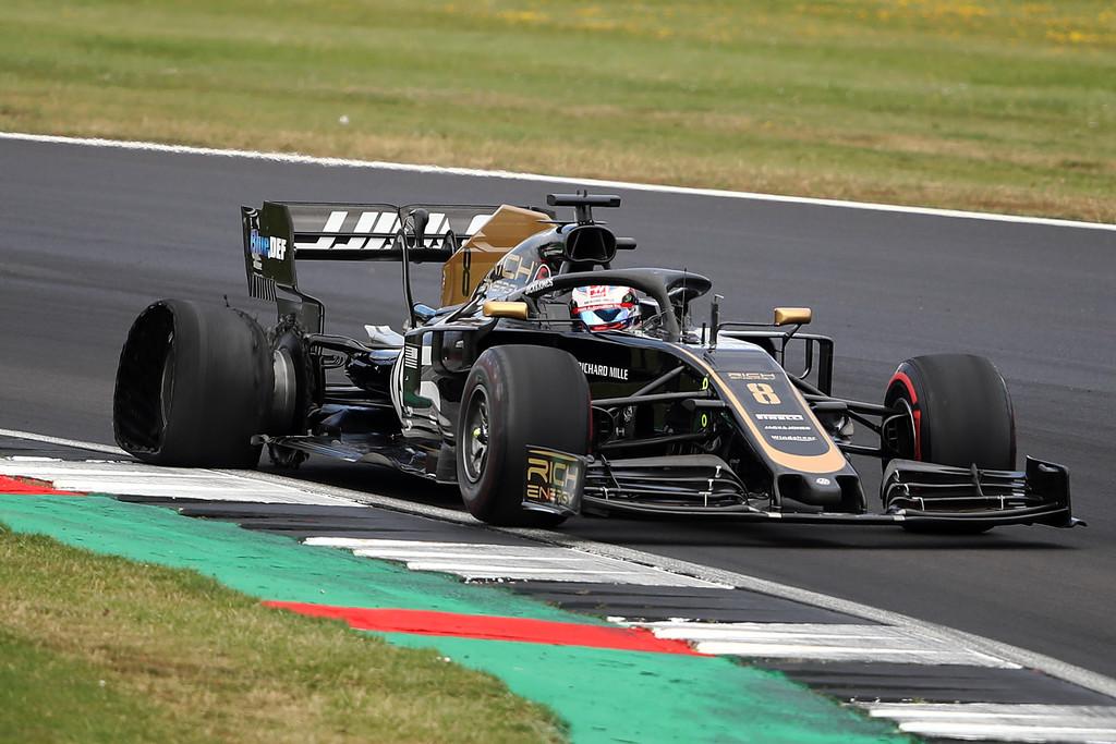 F1: Meg vannak számlálva Romain Grosjean napjai?