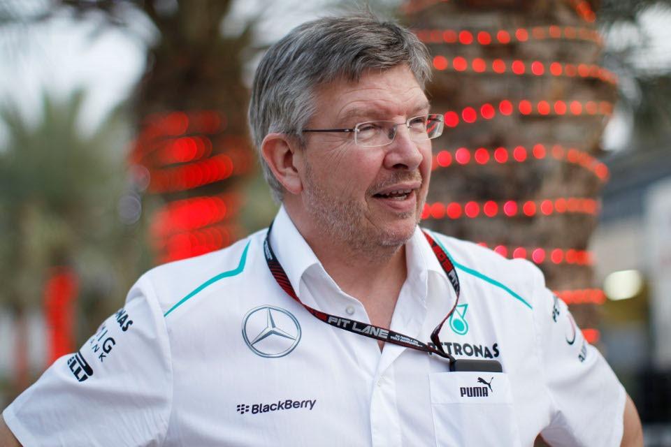 F1: Hivatalos, Ross Brawn visszatér!