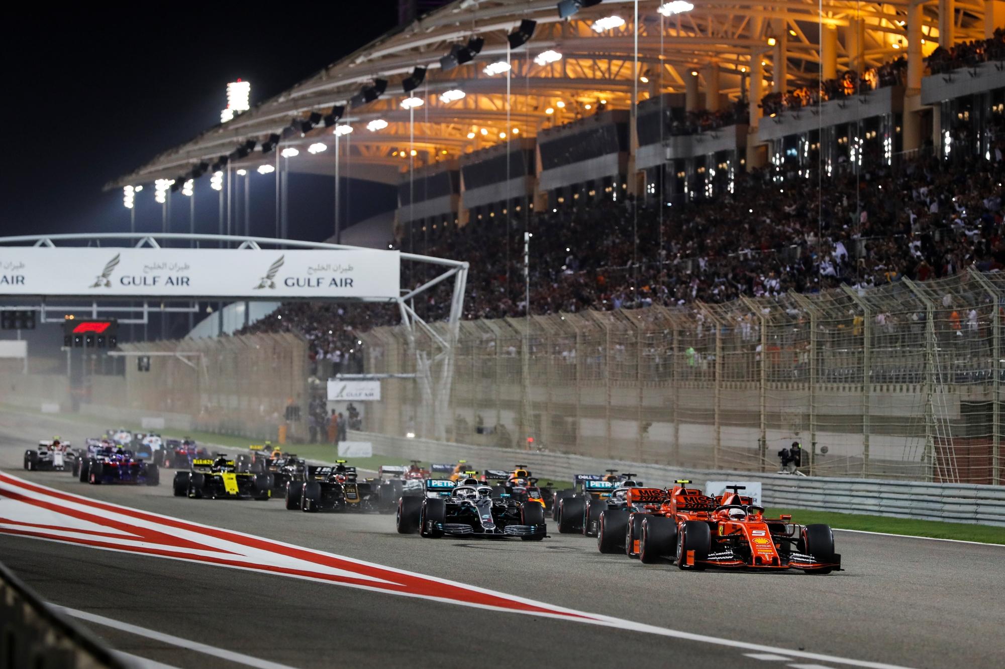 Szigorú szabályt hoztak az F1-es szezonnyitóra