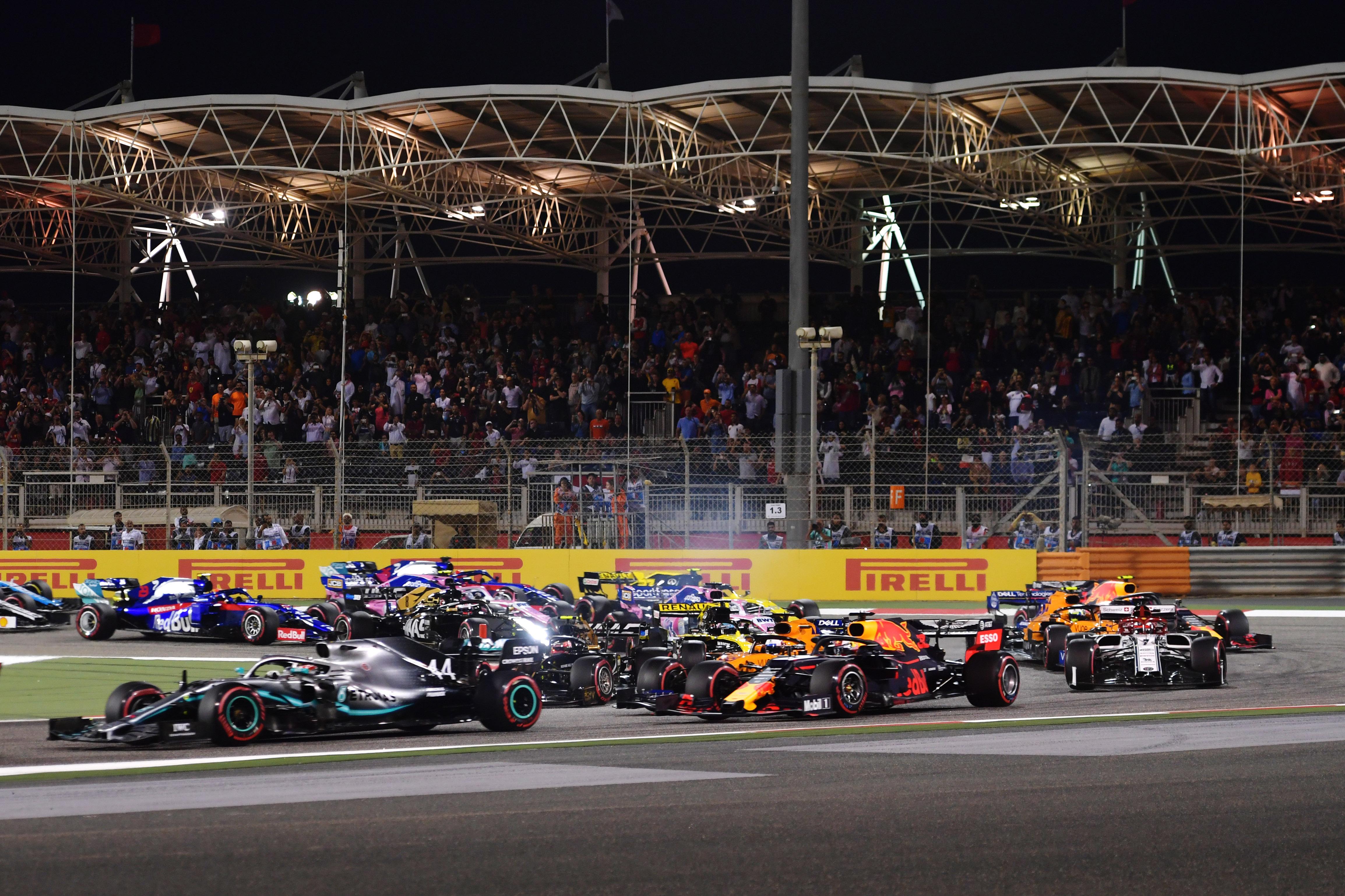 Hivatalos: Zárt kapuk mögött rendezik az F1-es Bahreini Nagydíjat