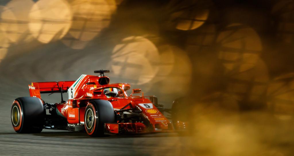 F1 - ÍGY FEST A 2018-AS BAHREINI NAGYDÍJ RAJTRÁCSA