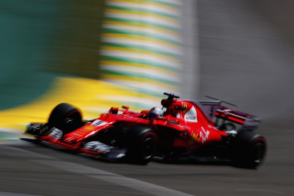 F1 - ÁTMENT A TÖRÉSTESZTEN A 2018-AS FERRARI