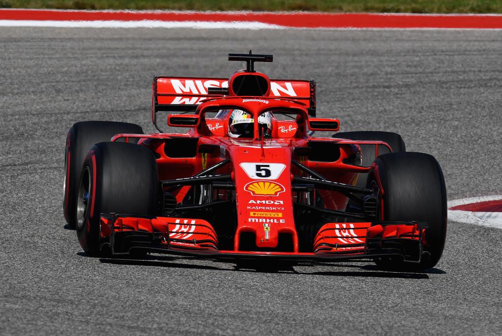 F1 - ÍGY SZÓL AZ IDEI FERRARI