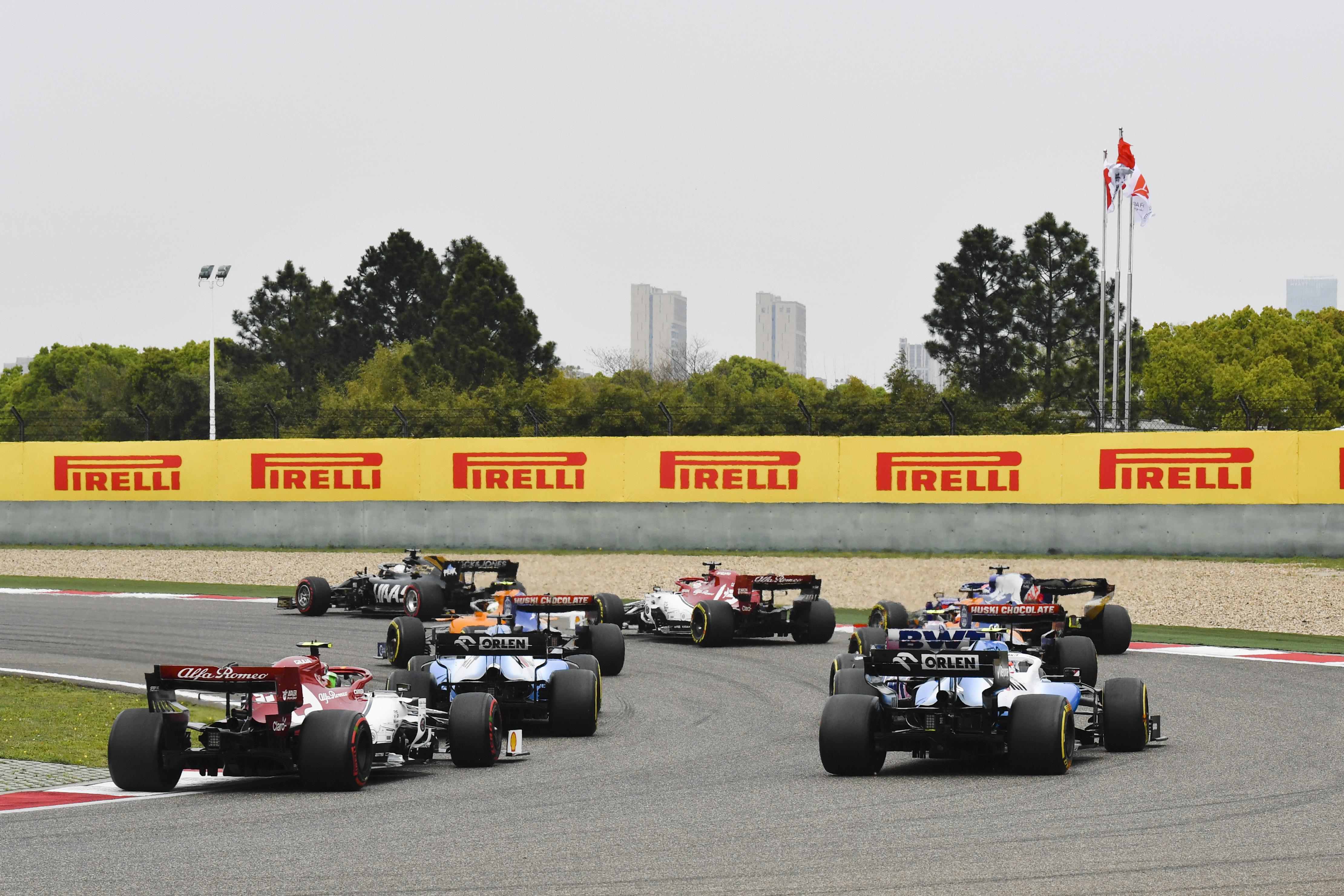 F1: Hivatalosan bejelentették, áprilisban nem lesz Kínai Nagydíj!