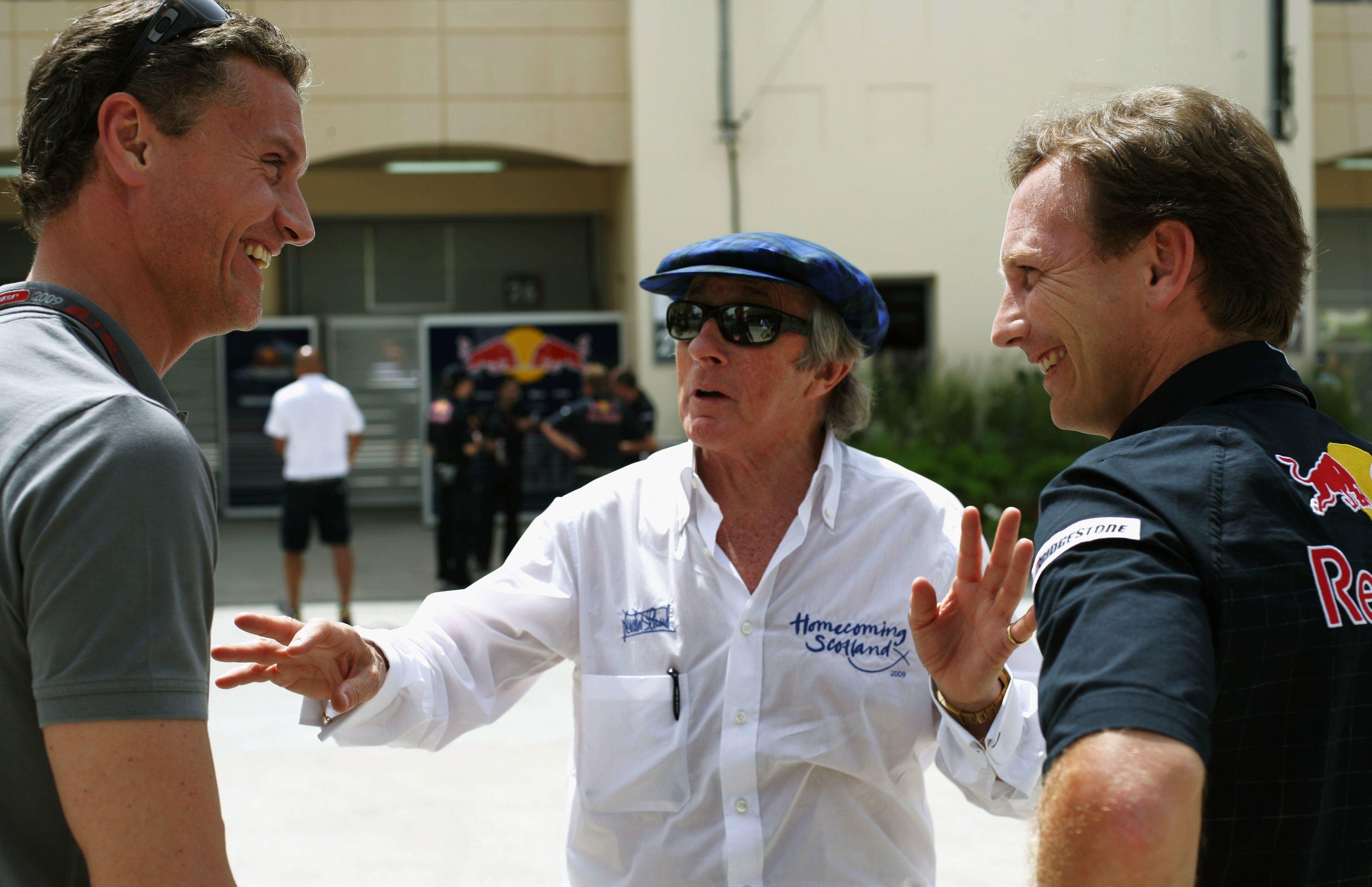 F1: Műteni kellett Sir Jackie Stewartot