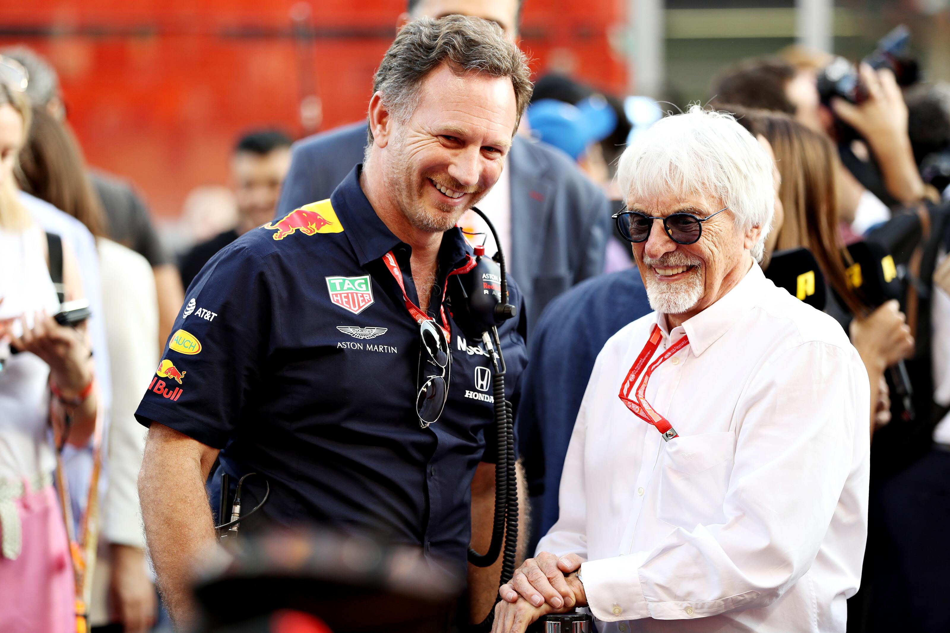 Most ismerhetjük meg igazán Ecclestone és az F1 történetét