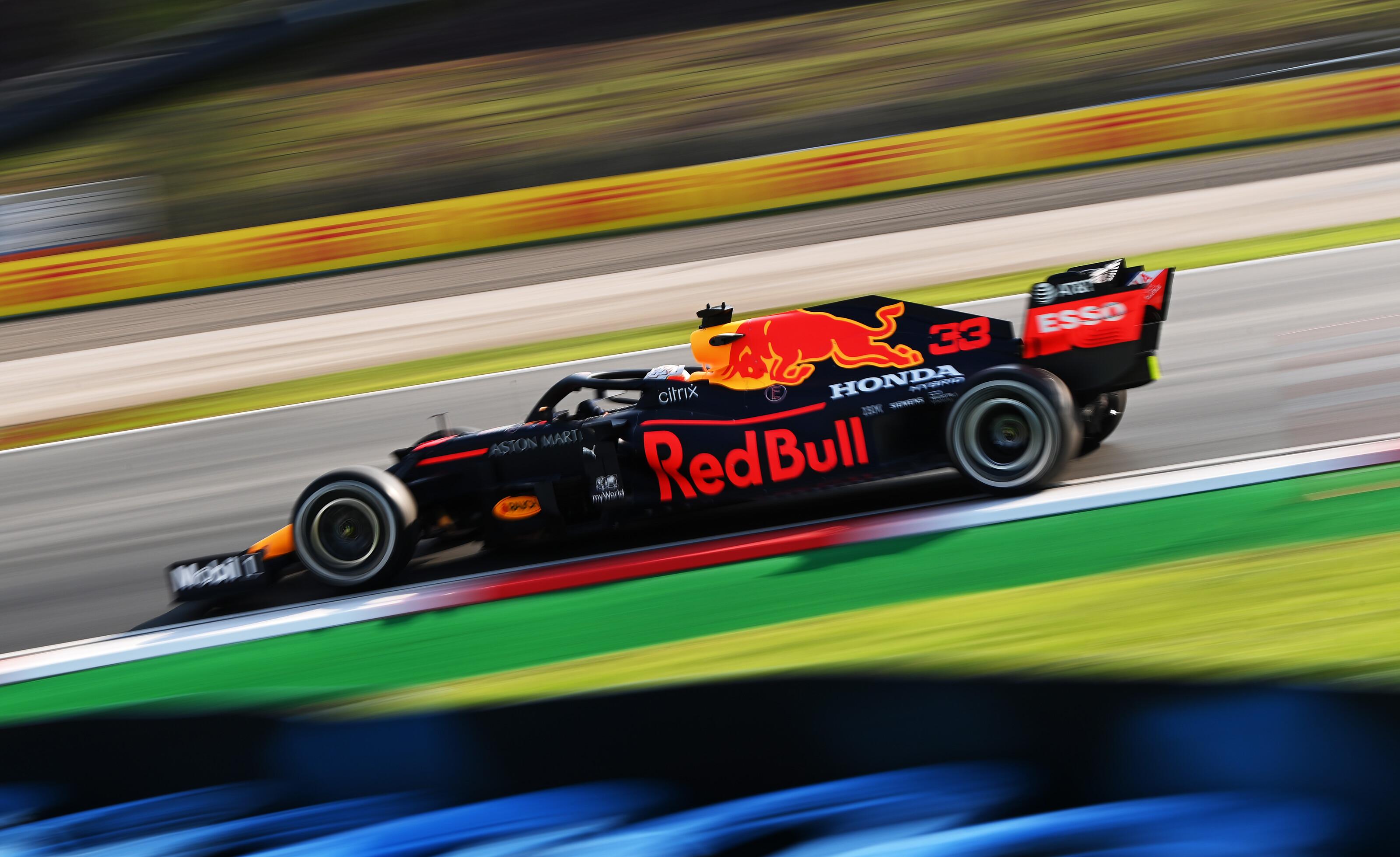F1: Verstappen csúszkált a leggyorsabban Törökországban