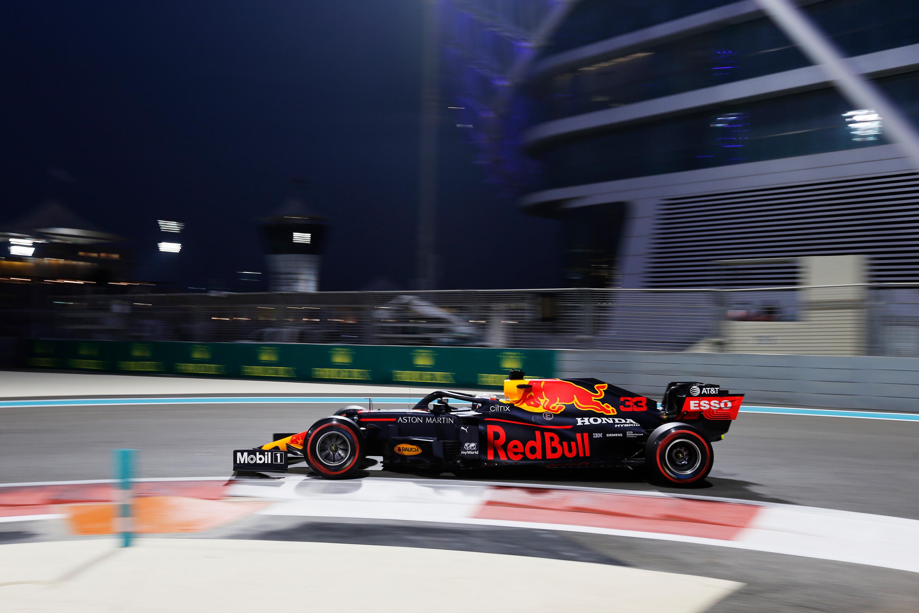 Így fest a Formula–1-es Abu-dzabi Nagydíj rajtrácsa!