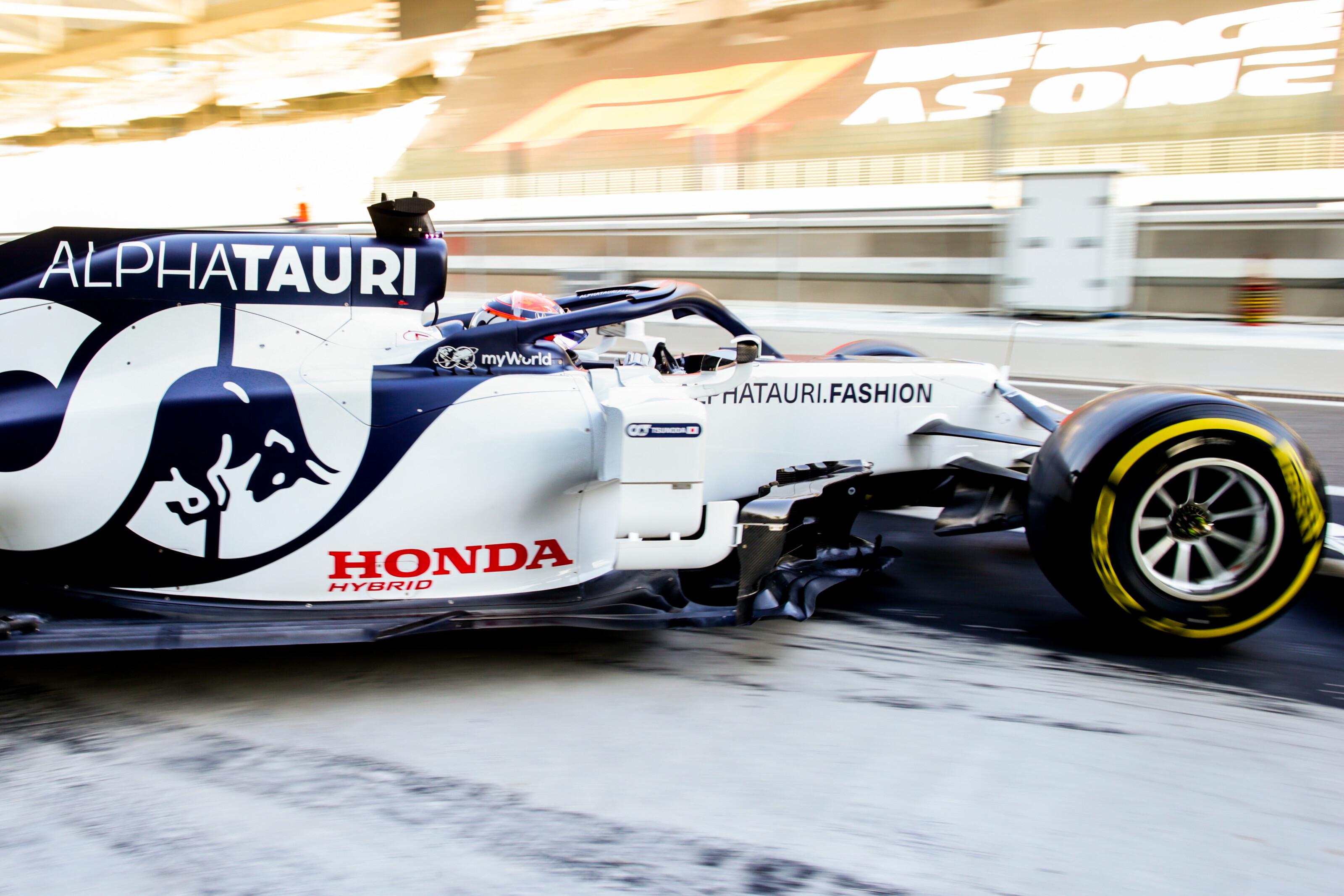 F1: A világbajnok rajtszámát választotta az Alpha Tauri újonca
