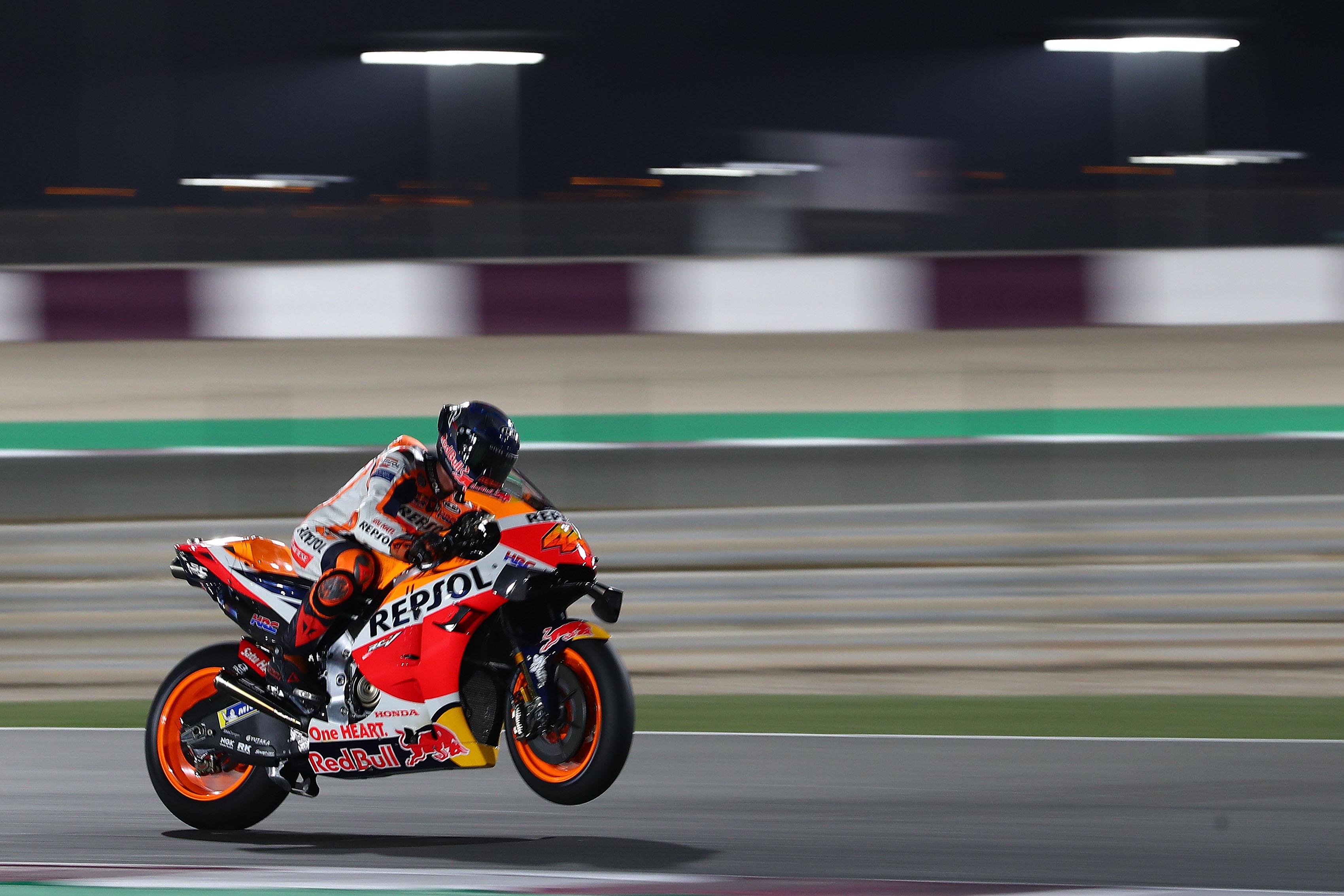 Kezdődik az oltás a MotoGP-ben is, elfogadták Katar felajánlását