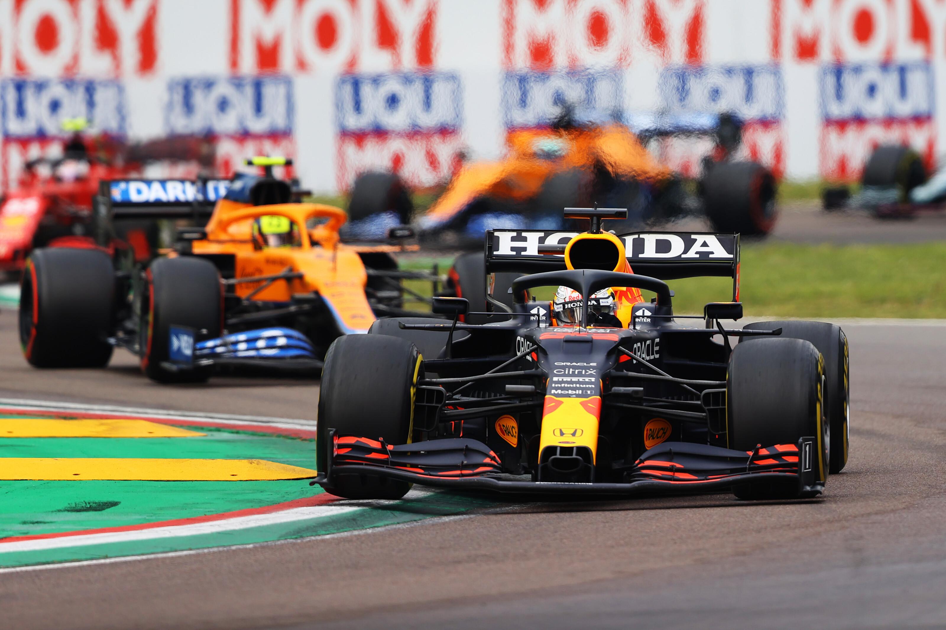 F1: Káoszfutamon tört meg Verstappen olaszországi átka