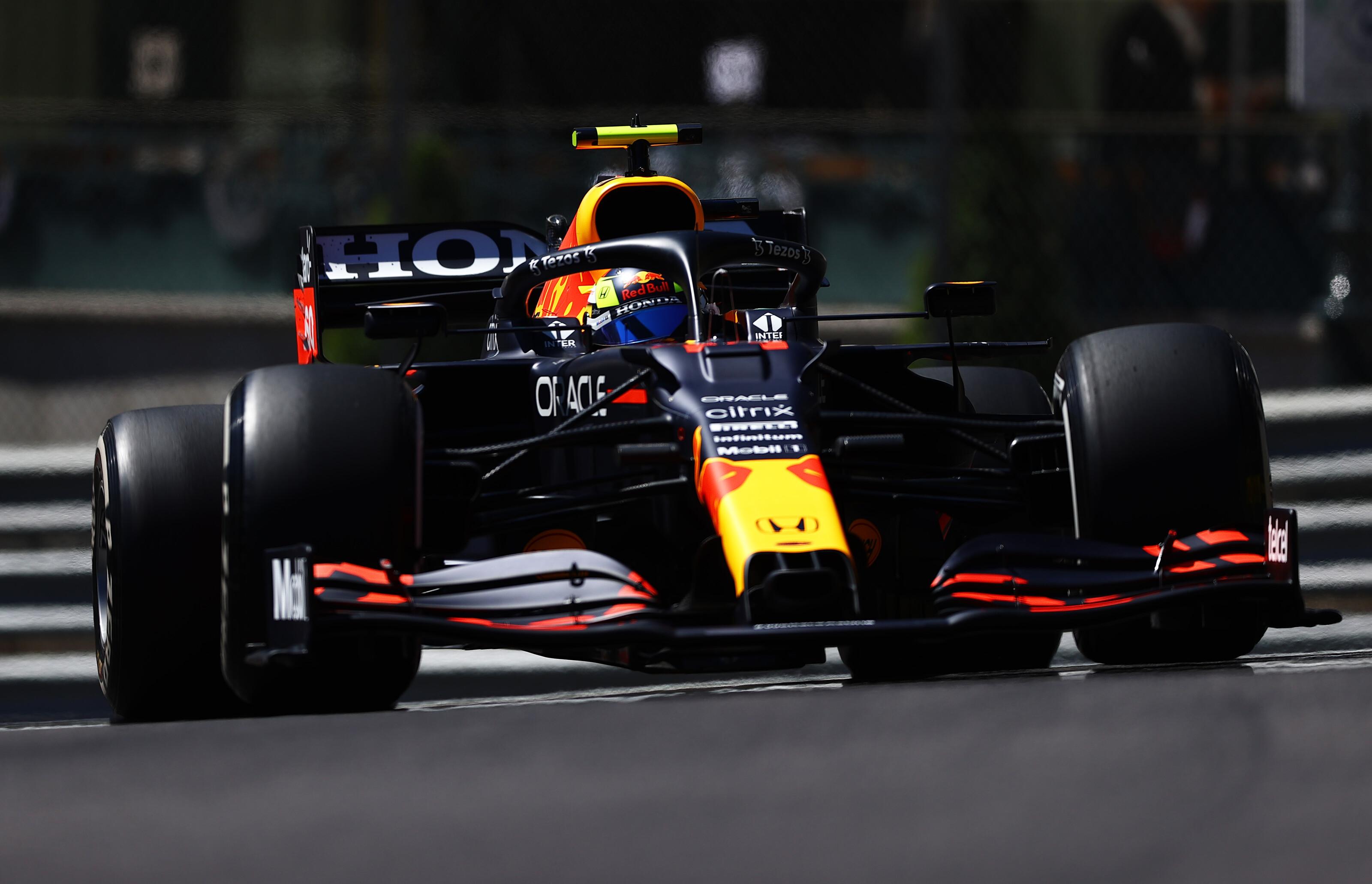 F1: Pérez kezdett a legjobban Monacóban