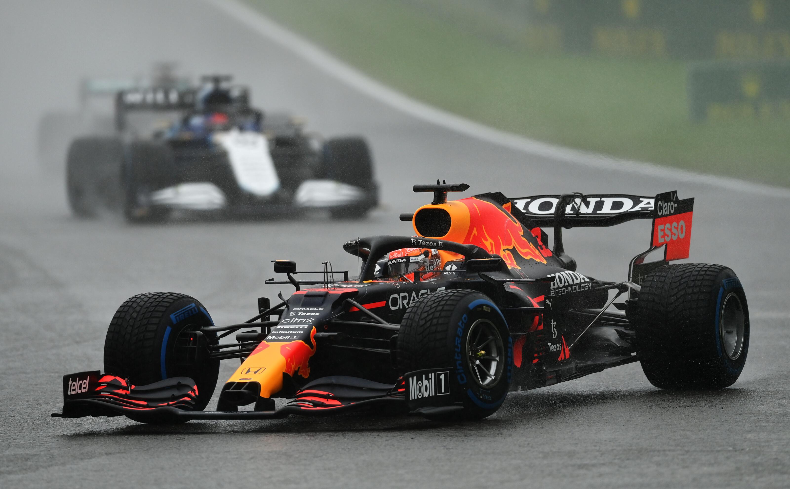 F1: Négy óra hűhó a semmiért