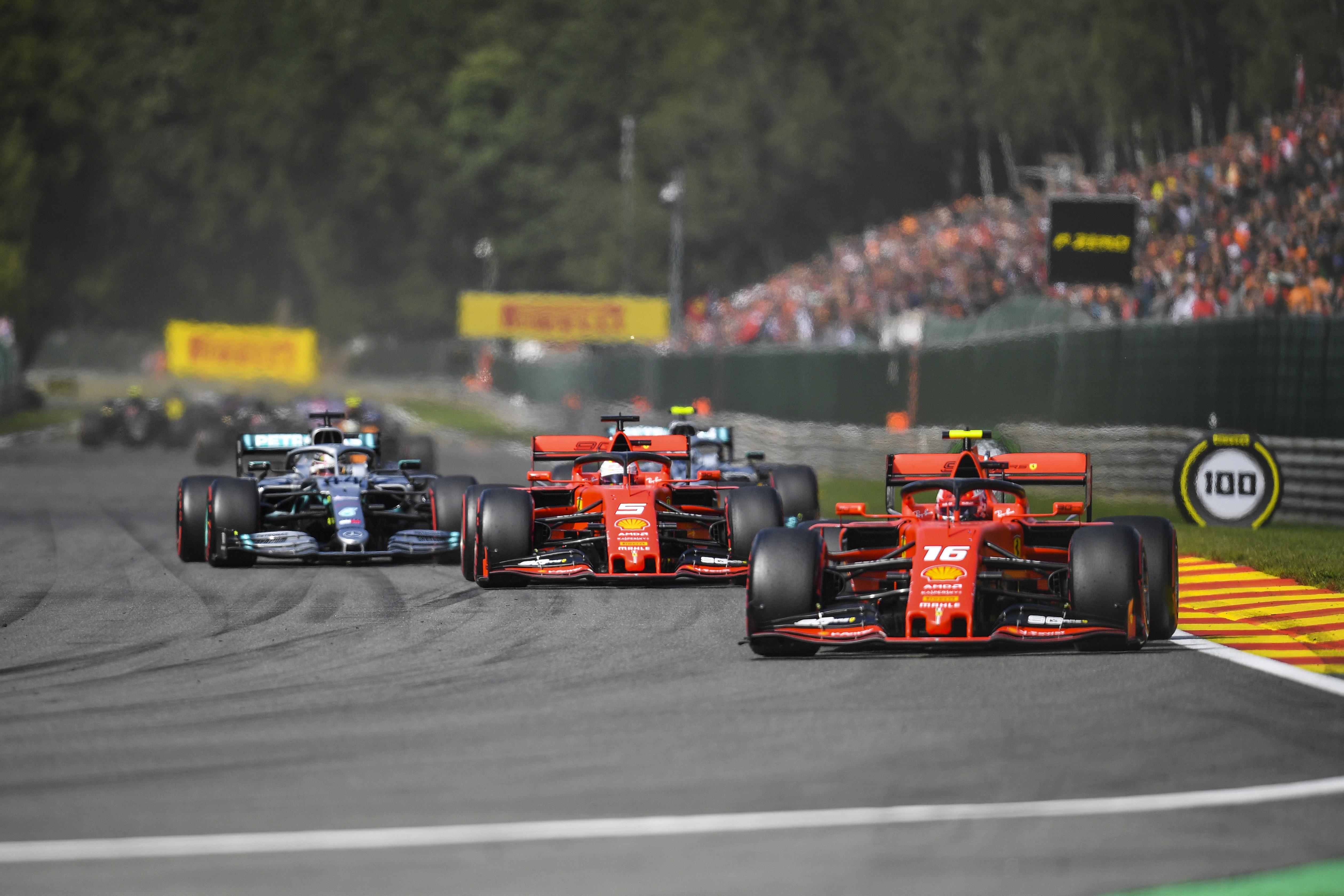 F1: Hiába rendeznék csak nyár végén, veszélybe került a Belga Nagydíj