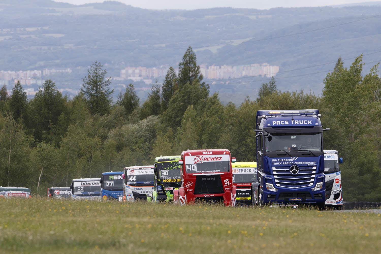 Eldőlt, hogy osztanak-e bajnoki címet Kiss Norbiéknak a kamion-Eb-n!