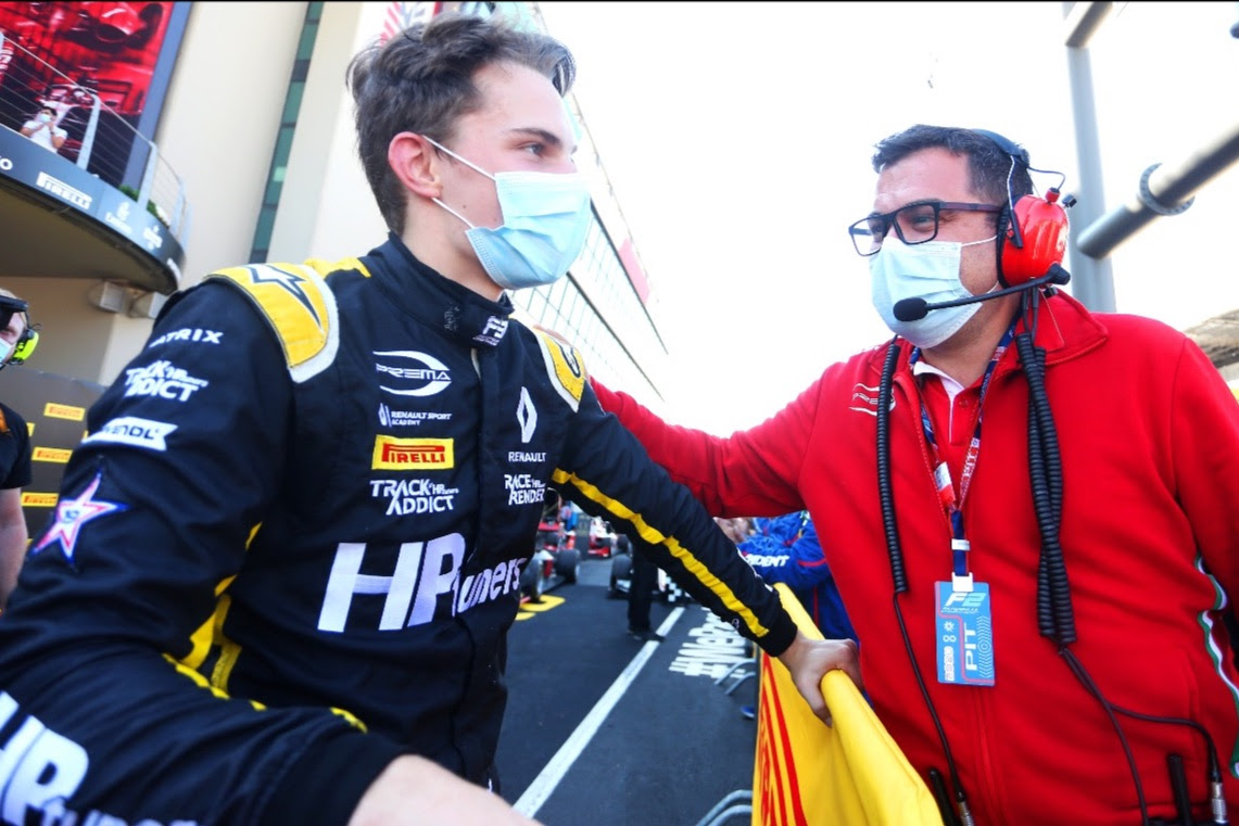 Megvan, hol folytatja pályafutását a Formula–3 idei bajnoka
