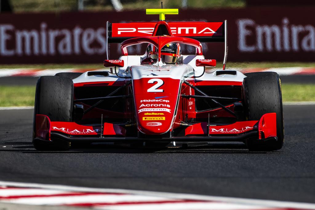 Leclerc öccse első F3-as pole-ját szerezte a Hungaroringen