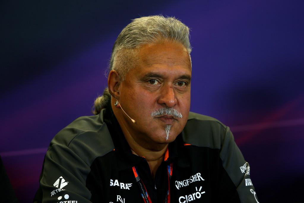 F1 - INDIA KÉRTE VIJAY MALLYA KIADATÁSÁT
