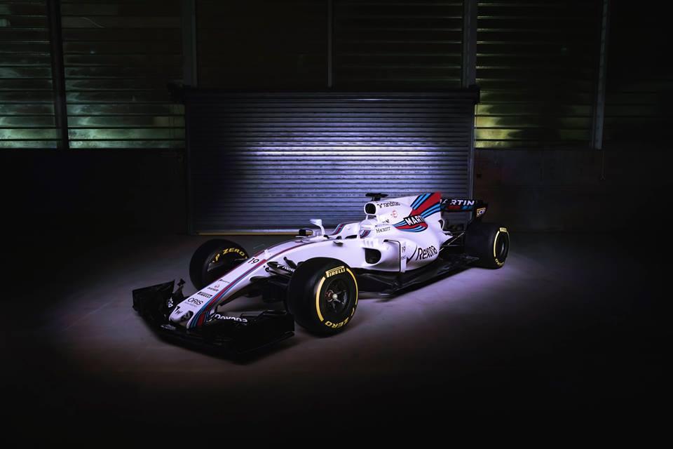 F1 - VALÓDI KÉPEKET KÖZÖLT A WILLIAMS A 2017-ES AUTÓJÁRÓL