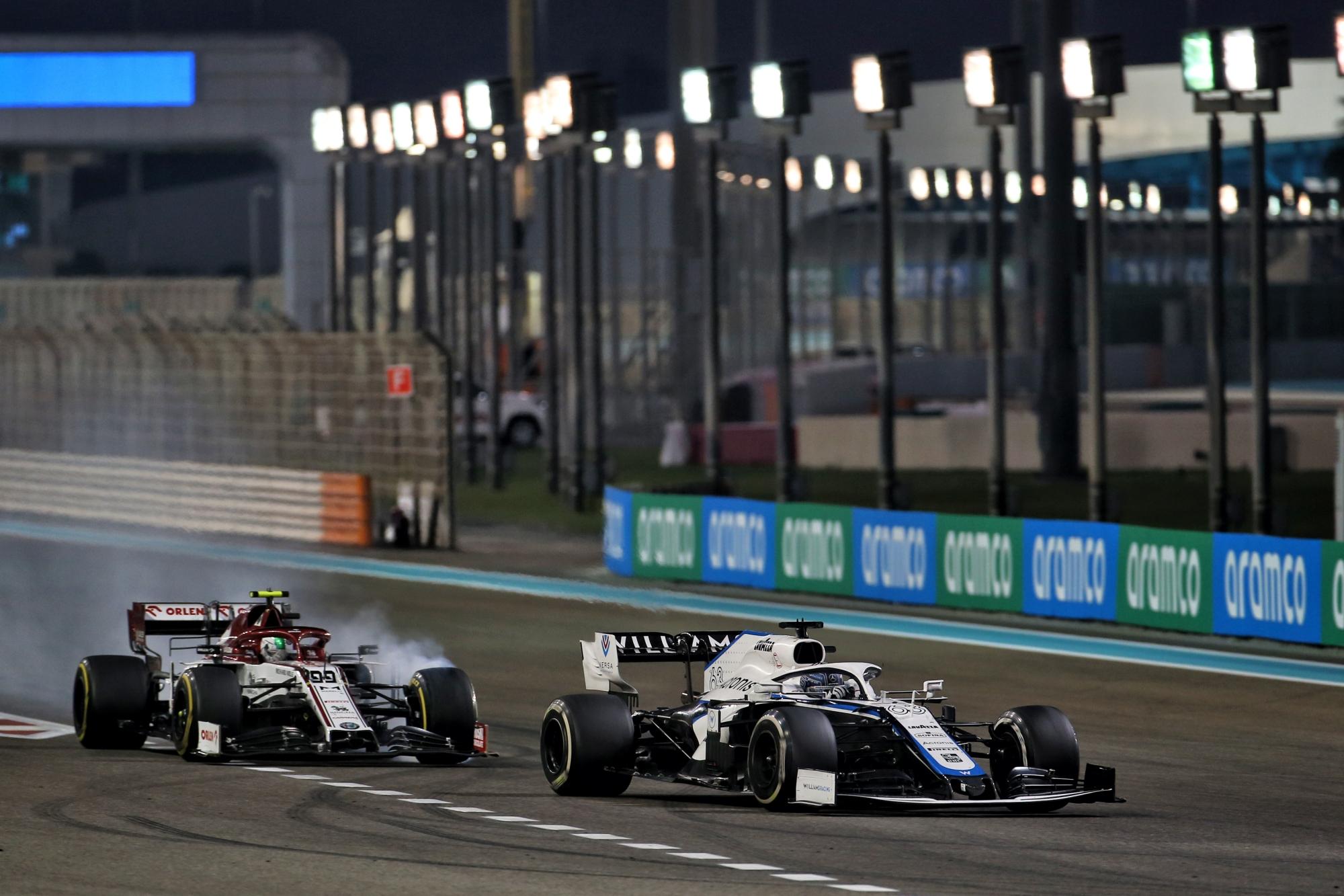 F1: Jövőre látható javulás várható a Williamstől