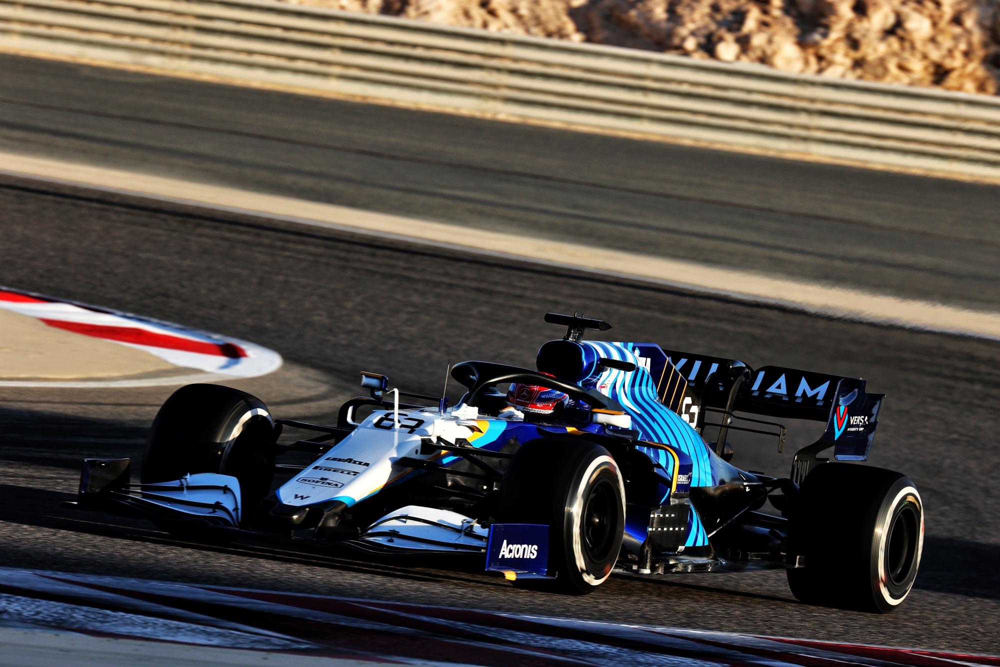 F1: Jók az alapok a Williamsnél