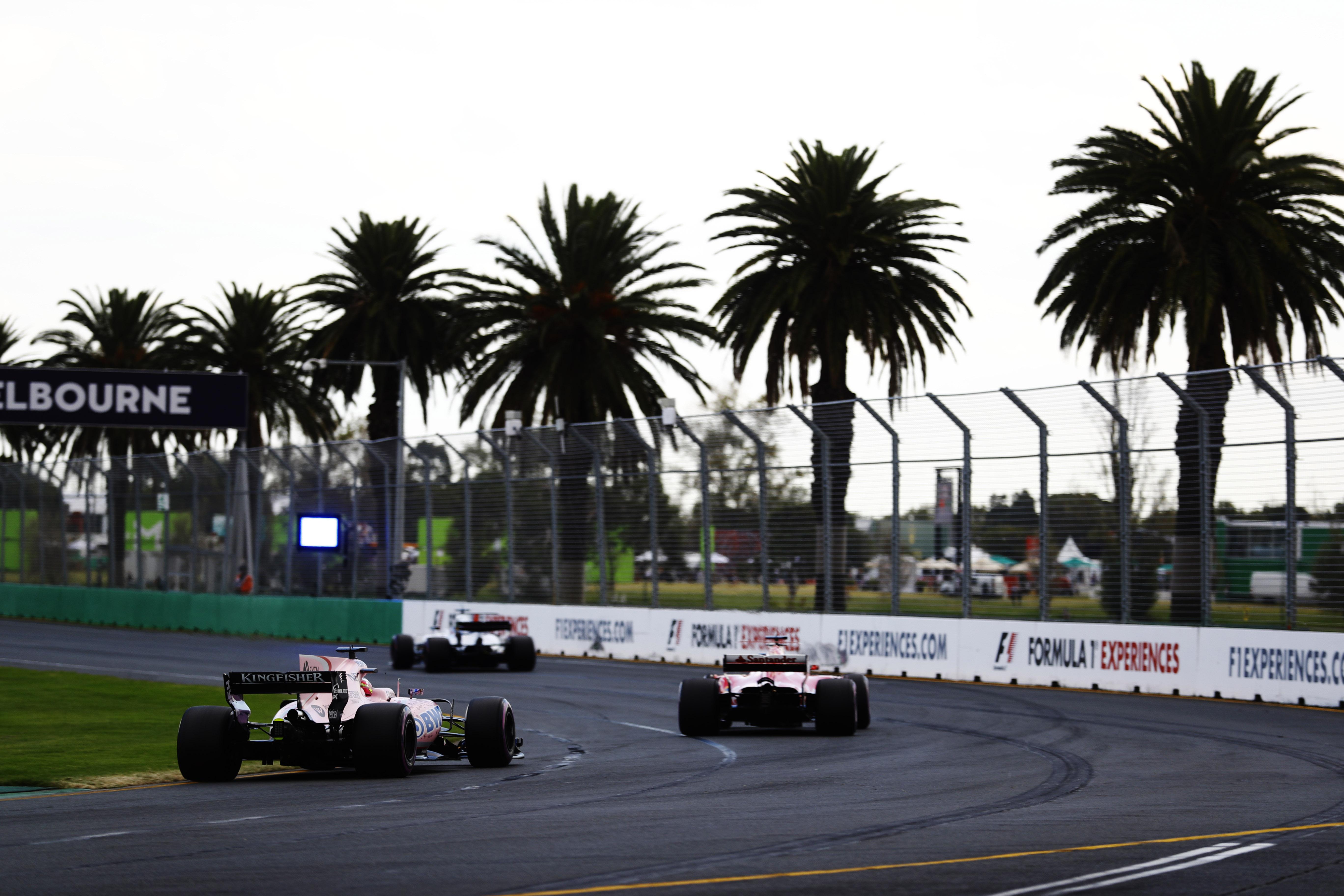 Fokozatosan, de megújul a melbourne-i F1-es pálya