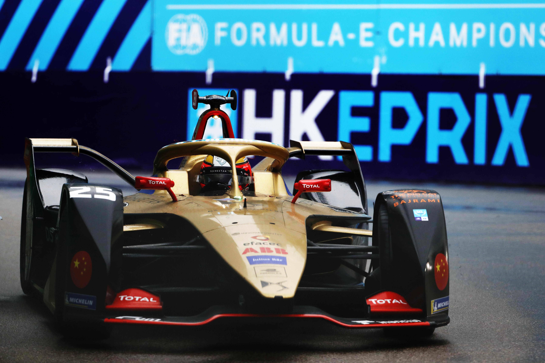Formula-E: Bejelentették Vergne csapattársát, teljes a DS Techeetah felállása