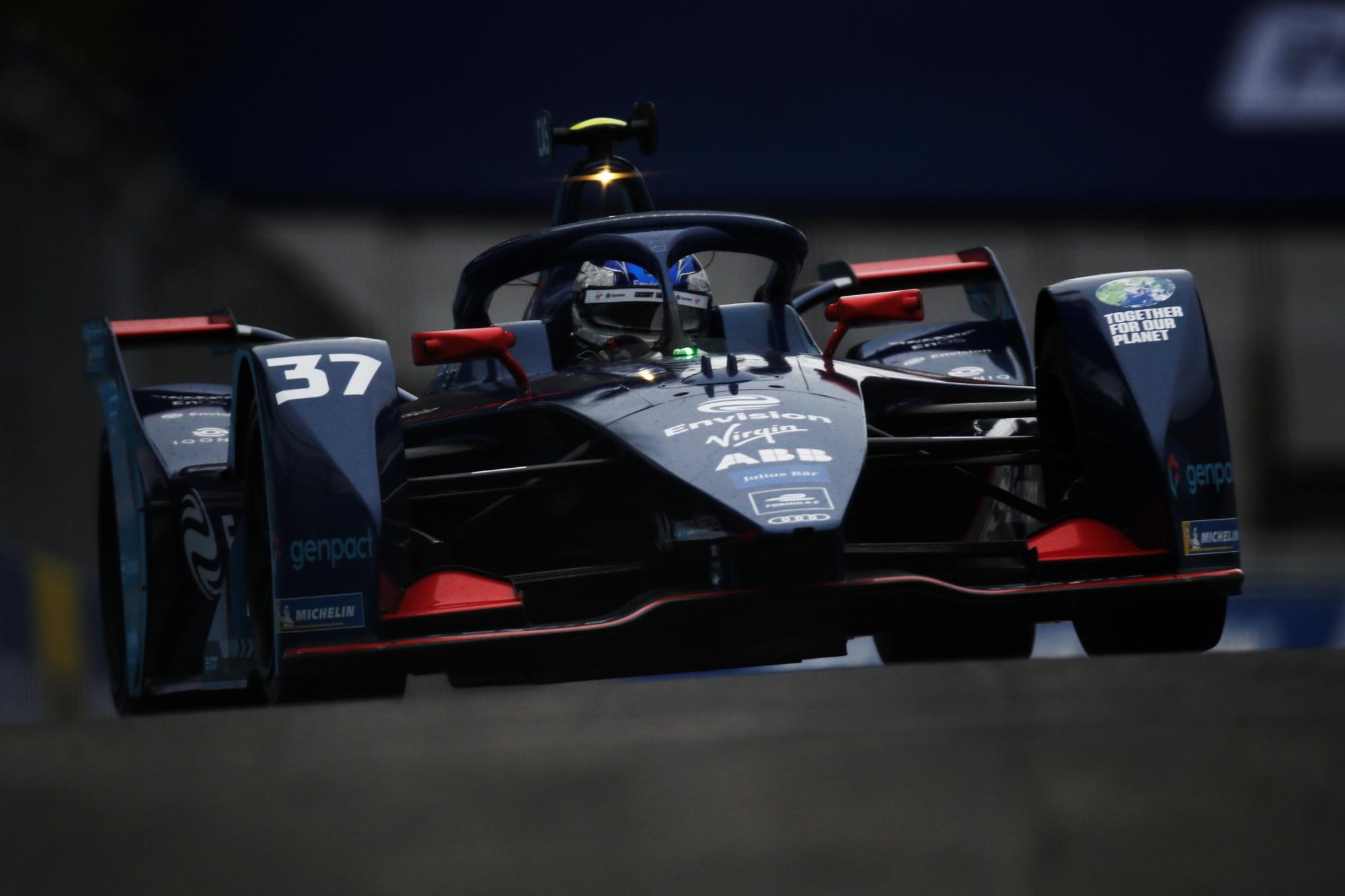Formula–E: Eddig pontot sem szereztek, most az első sorban vannak