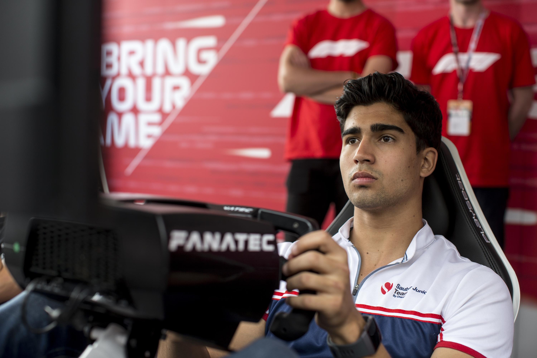 F2: Már nincs kómában Correa, de versenyt fut az idővel