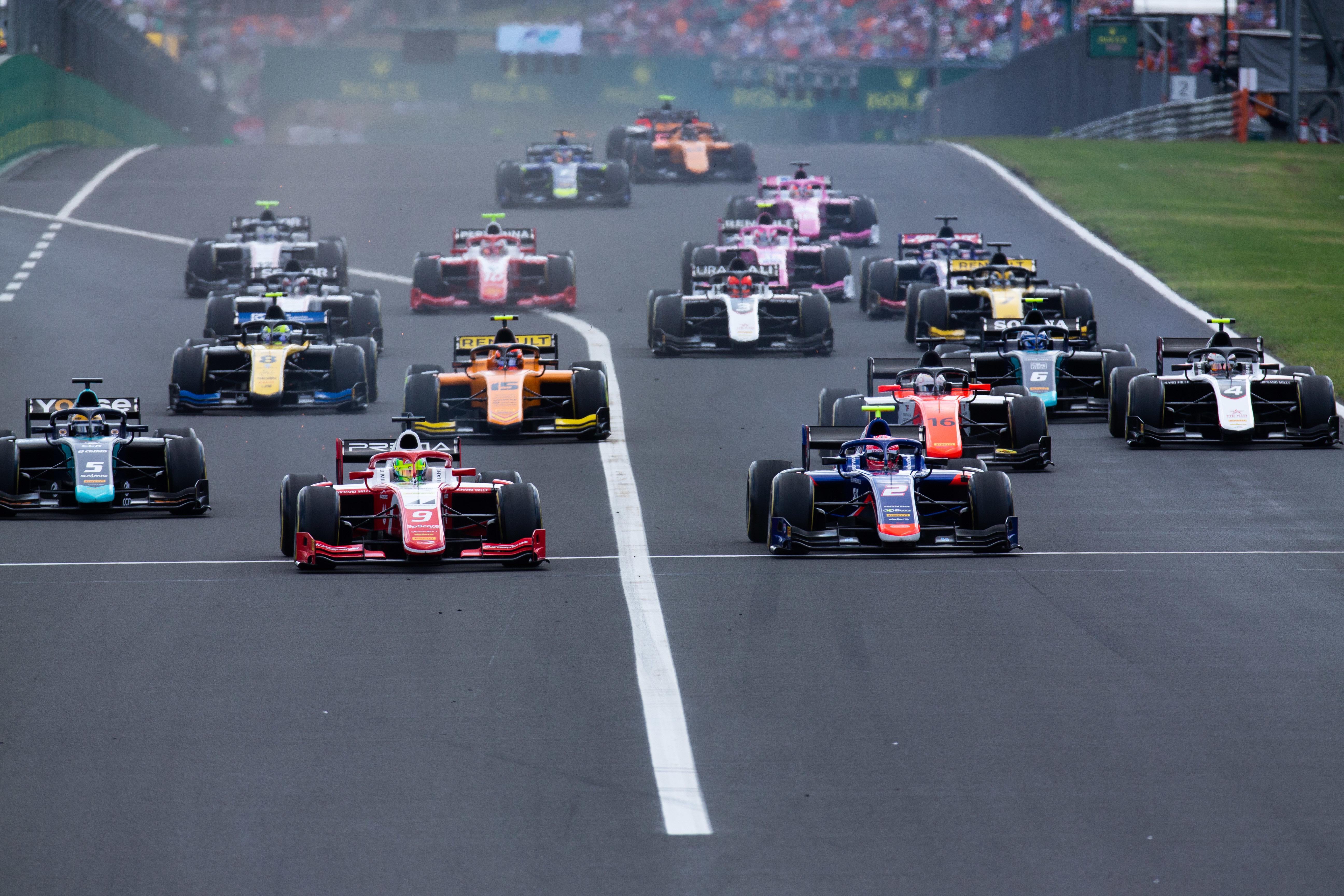 Egy 11. csapat is csatlakozik a Formula–2 mezőnyéhez
