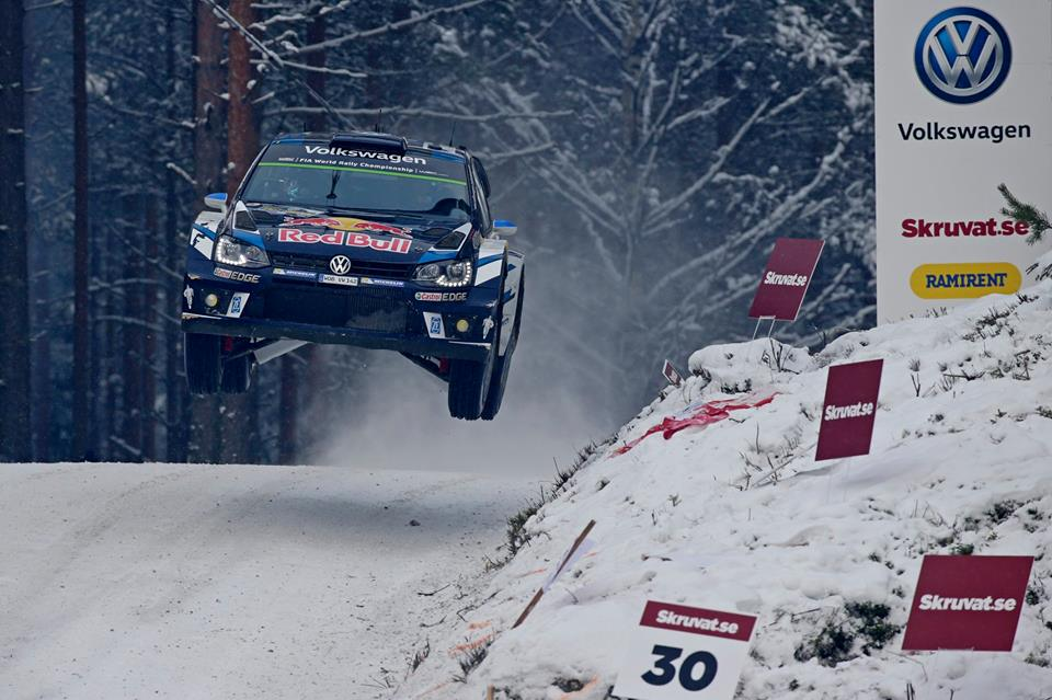 WRC - OGIER SVÉDORSZÁGBAN IS NYERT