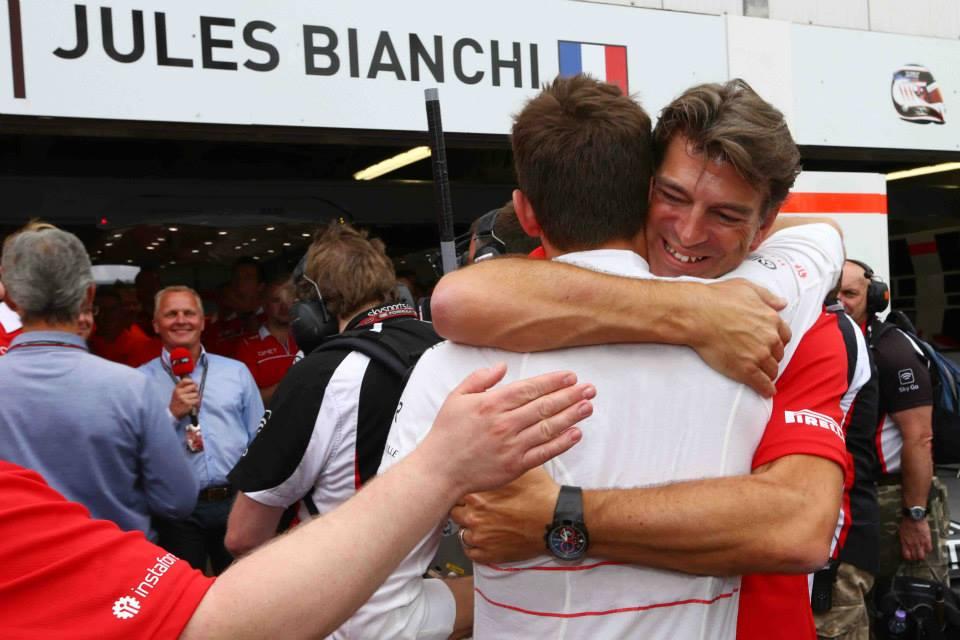 Fotó: Marussia F1 Team