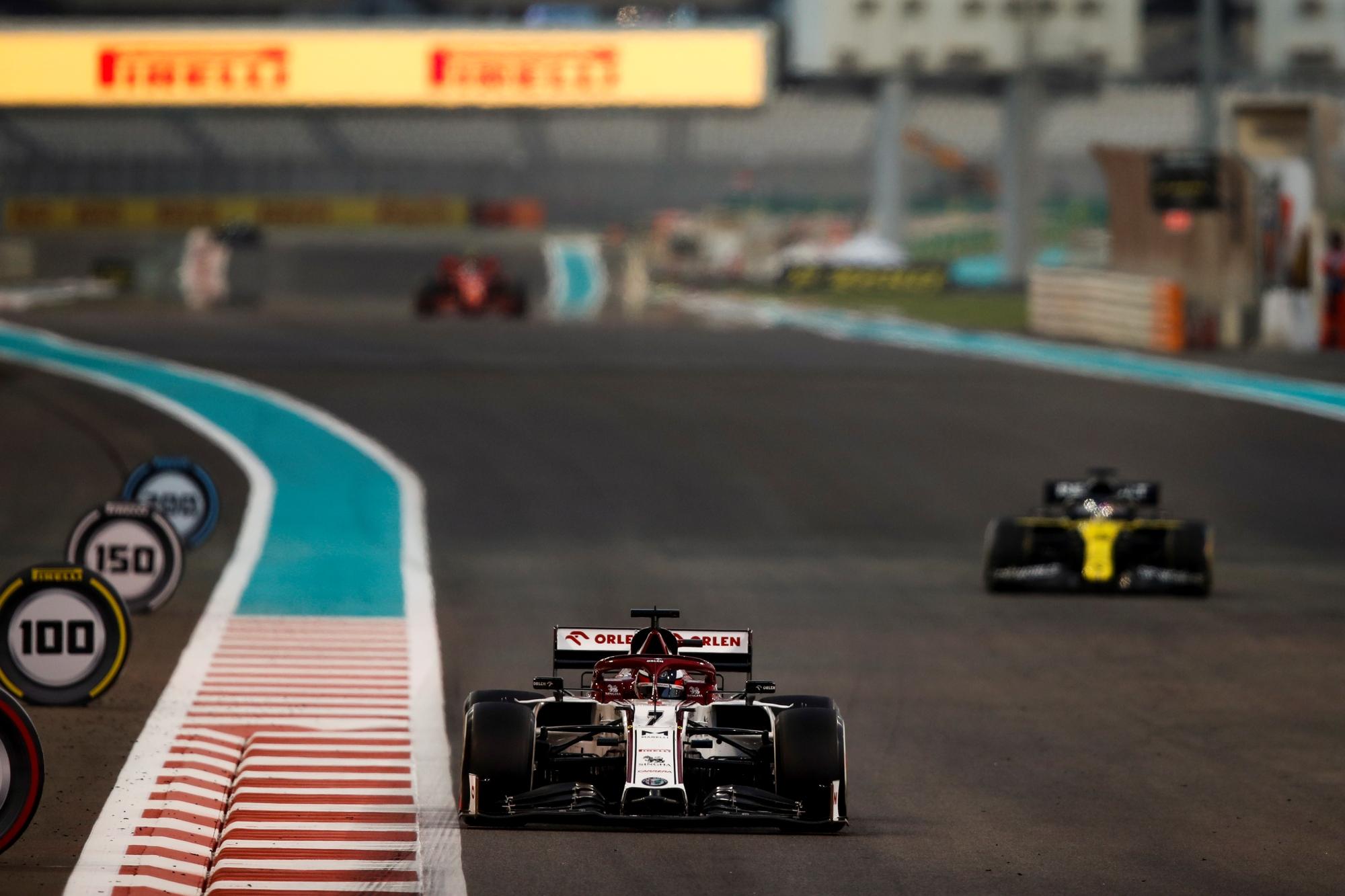F1: Räikkönen forró pillanatai tették érdekessé a második edzést