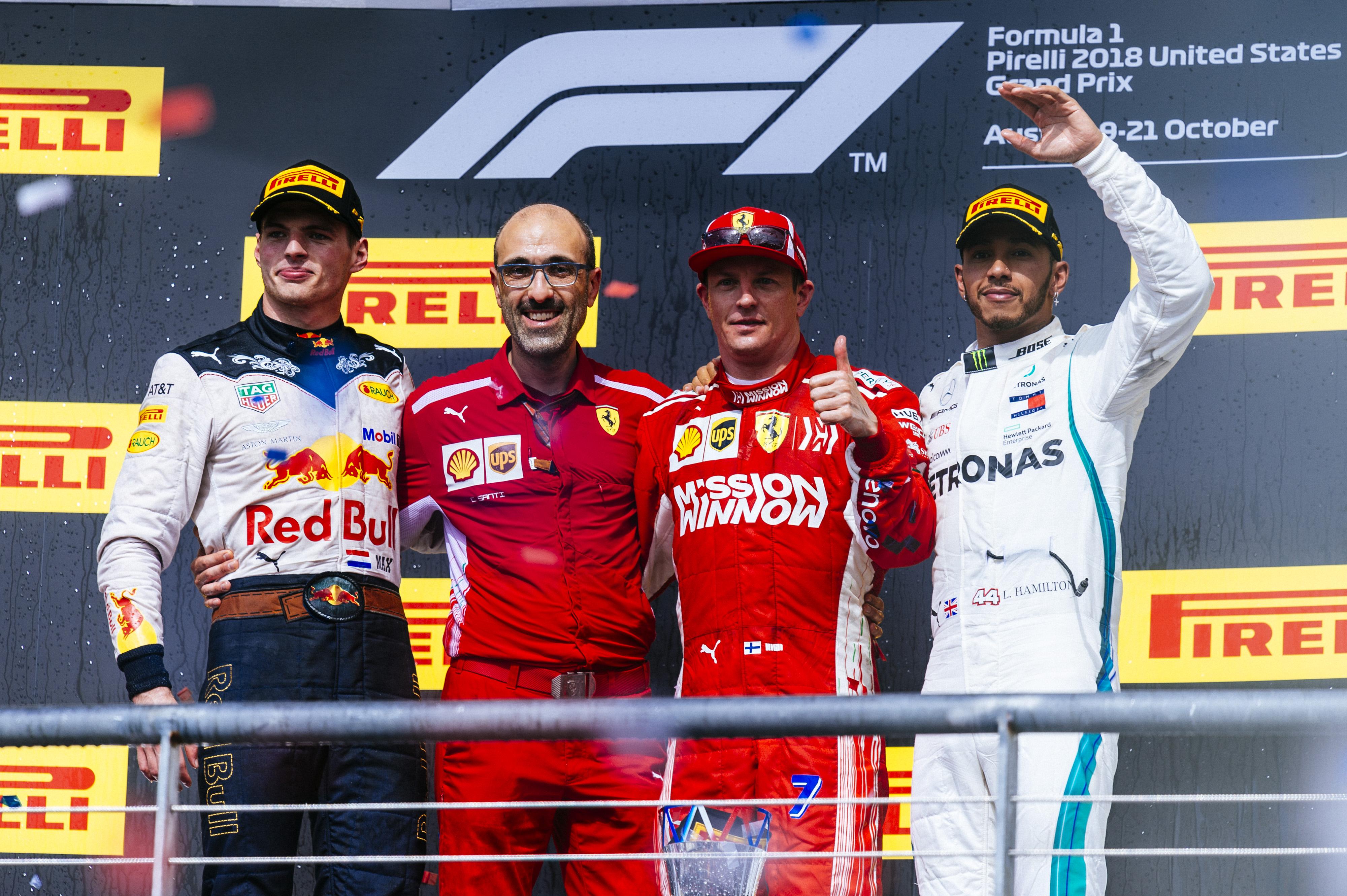 F1: Nem akármilyen ajándékot kapott Räikkönen a Ferraritól
