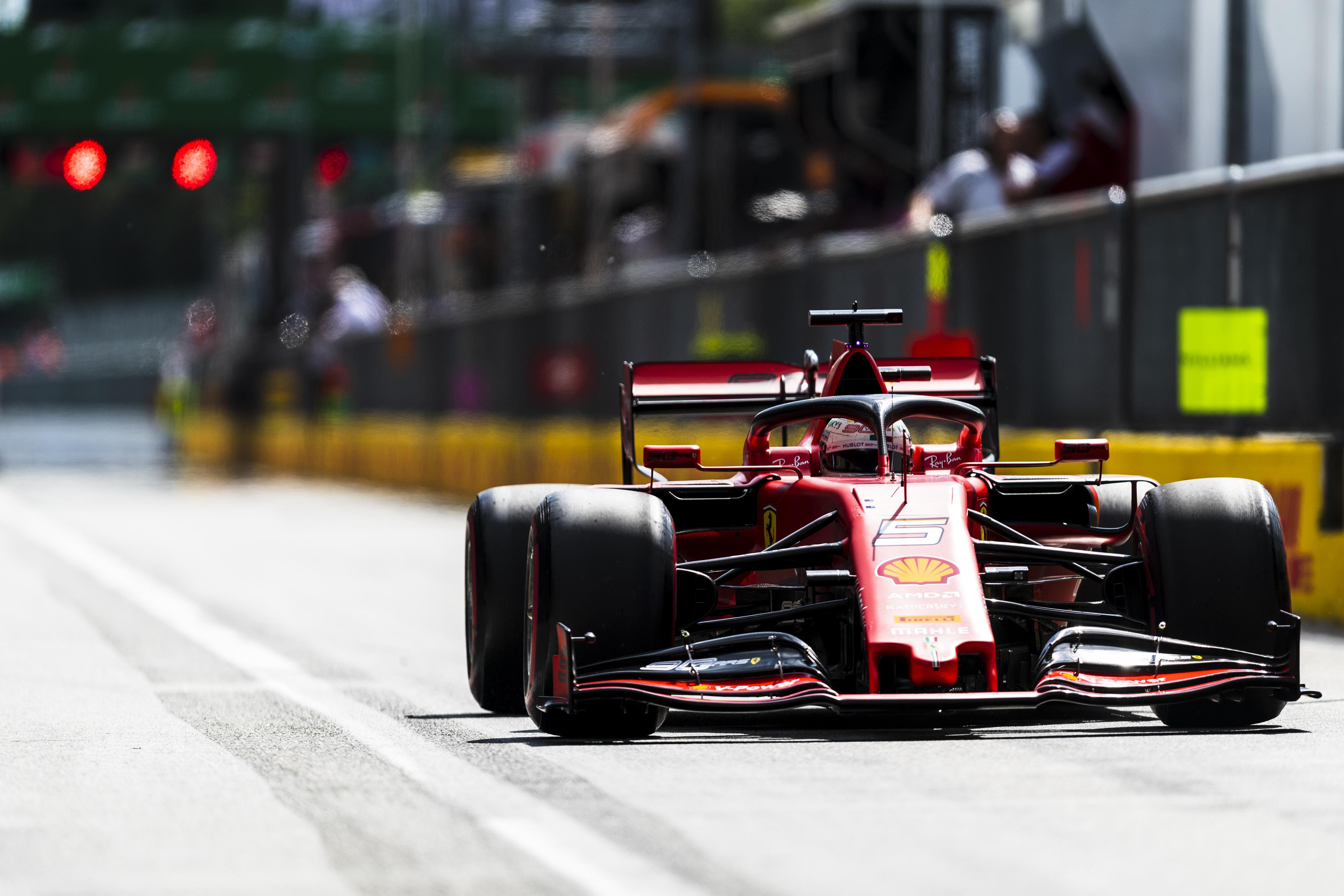 F1: Privát tesztre készül a Ferrari is
