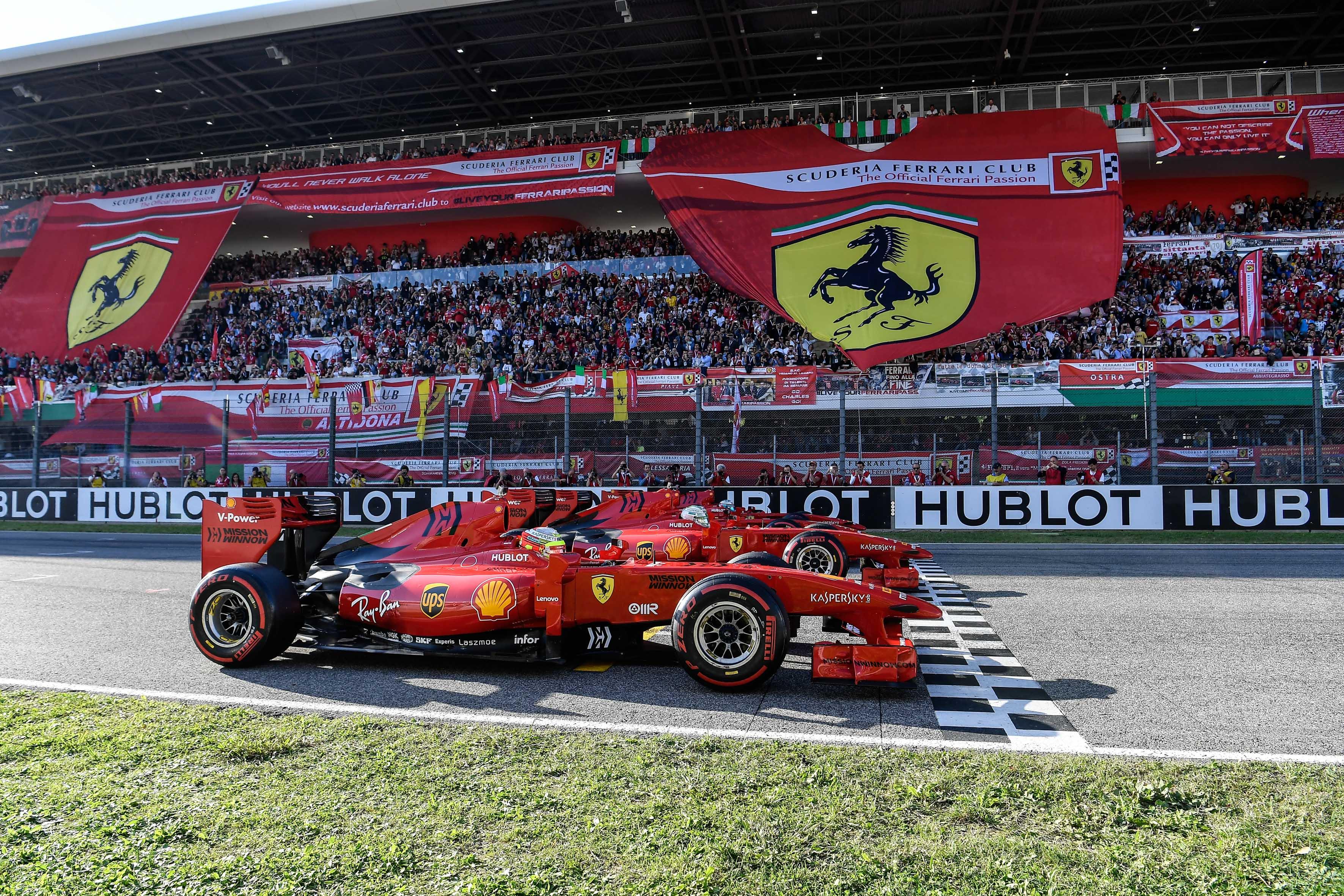 F1: Két Olasz Nagydíjjal hazai pályán jubilálhat a Ferrari