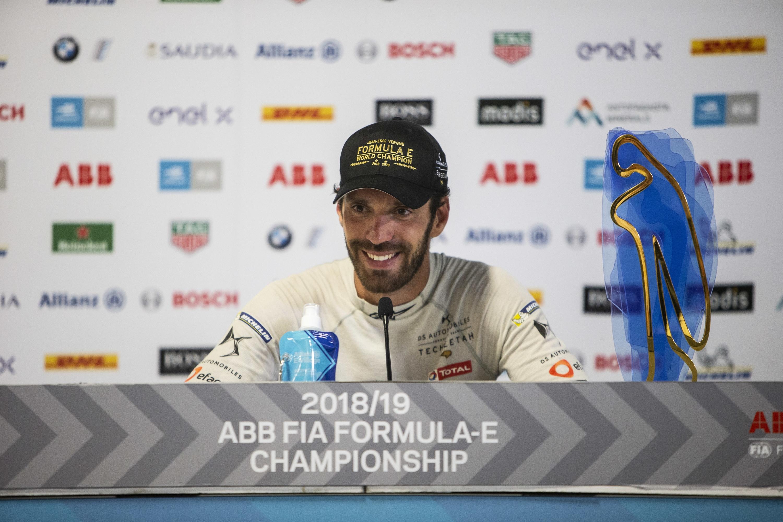 Hiába kétszeres Formula–E-bajnok, az F1-ben megint csak újonc lenne Vergne