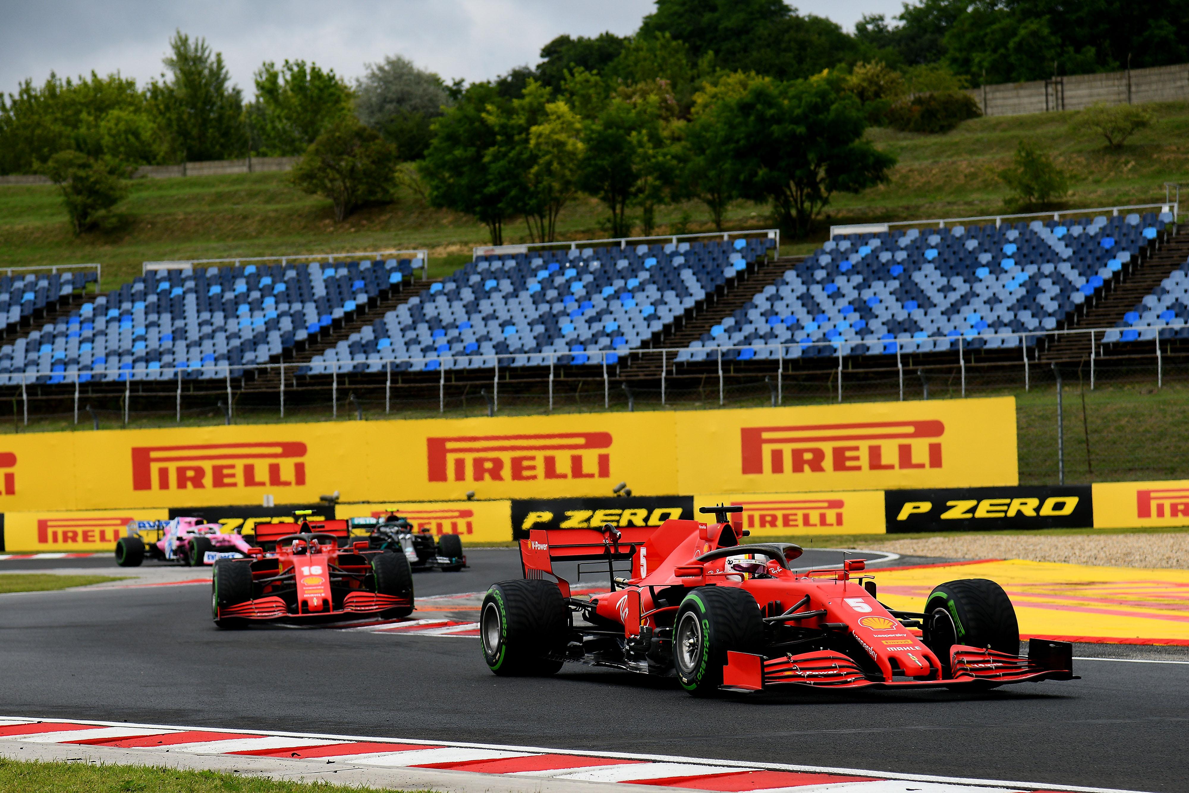 F1: Azonnali átszervezésekkel reagál a Ferrari a visszaesésre